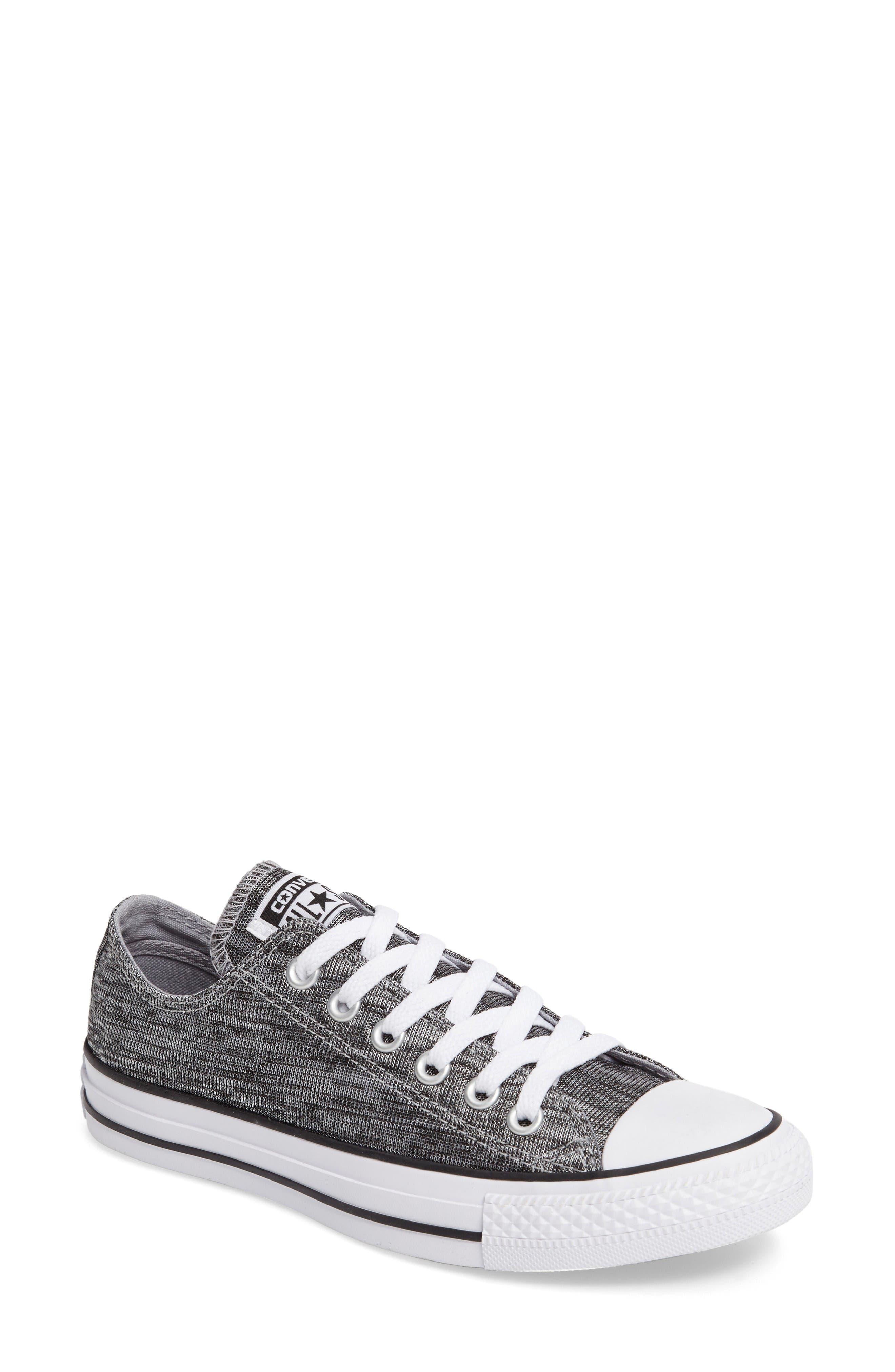 Converse Chuck Taylor® All Star® Knit Low Top Sneaker (Women)