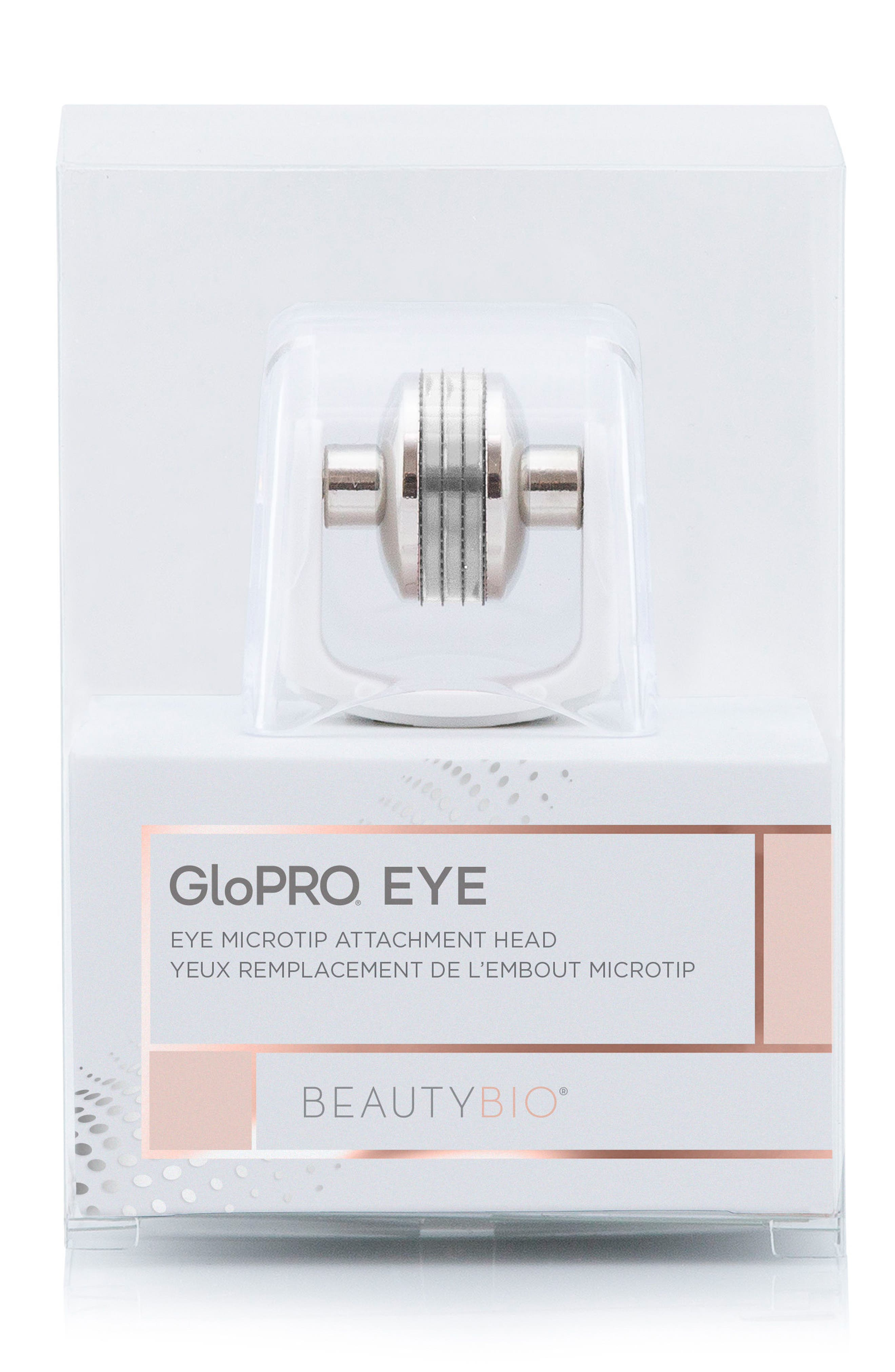 Beauty Bioscience® GloPRO® EYE MicroTip™ Attachment Replacement Head