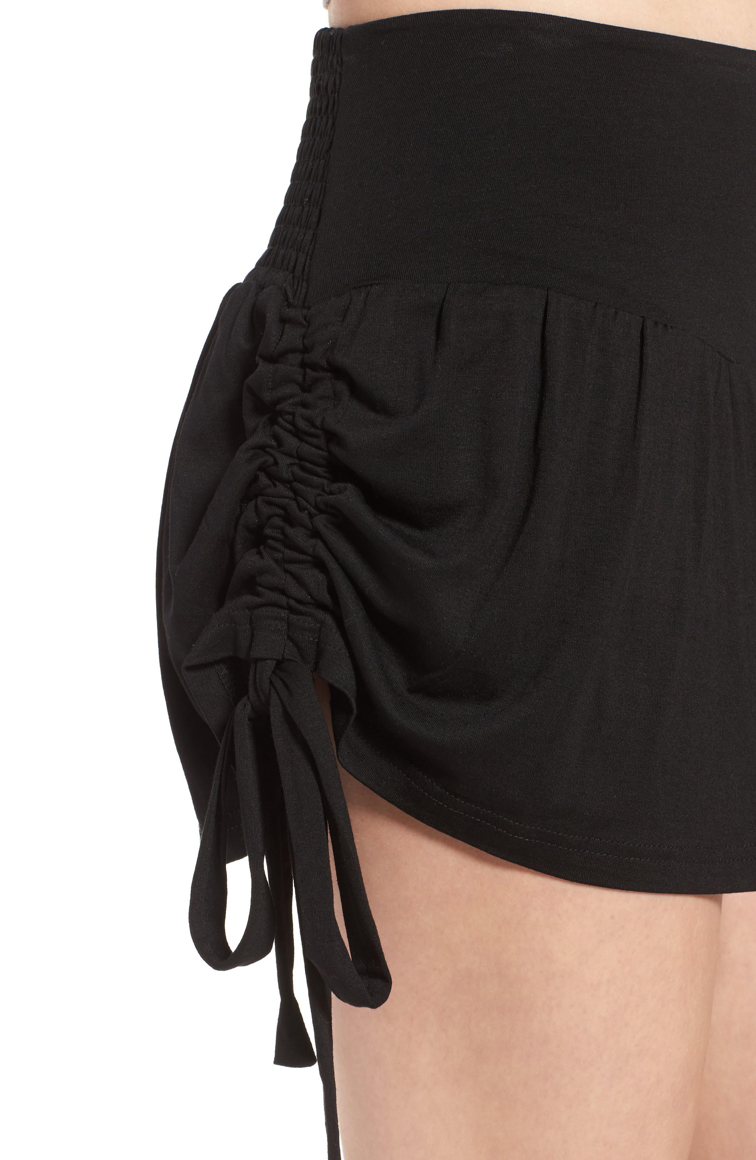 Alternate Image 4  - Lira Clothing Apex Shorts
