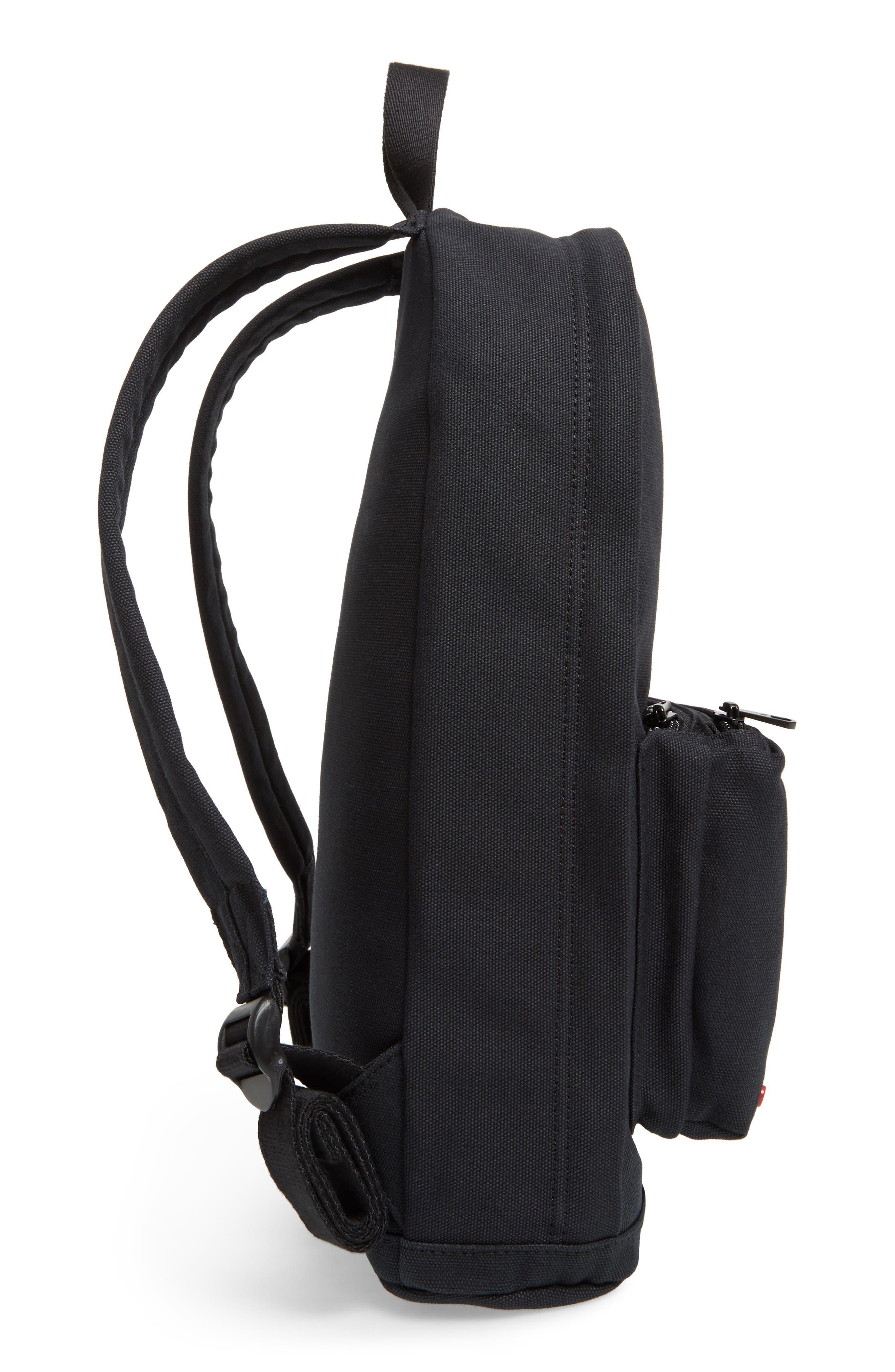 Alternate Image 5  - STATE Bags Canvas Slim Lorimer Backpack