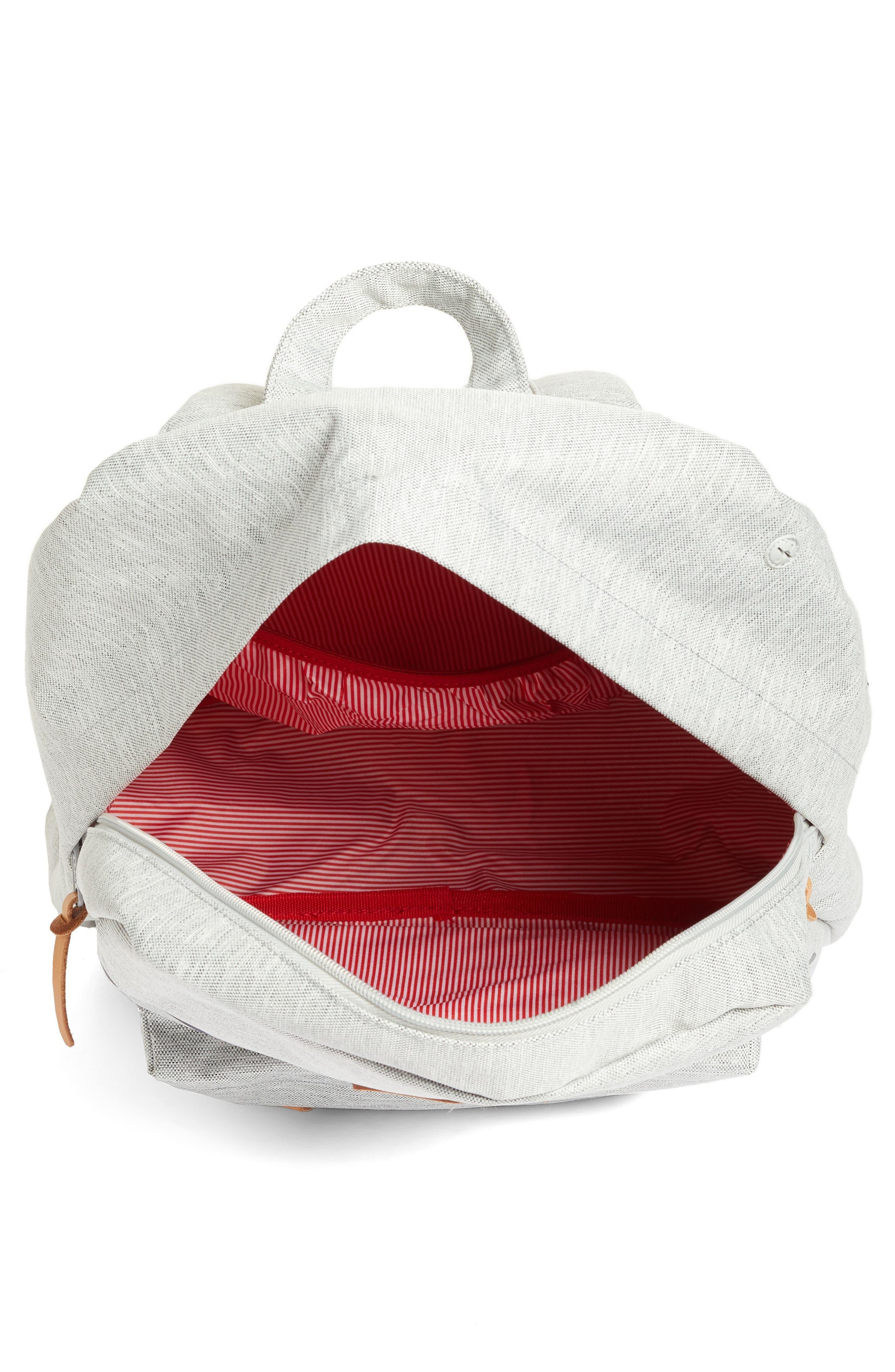 Alternate Image 4  - Herschel Supply Co. Heritage Offset Backpack