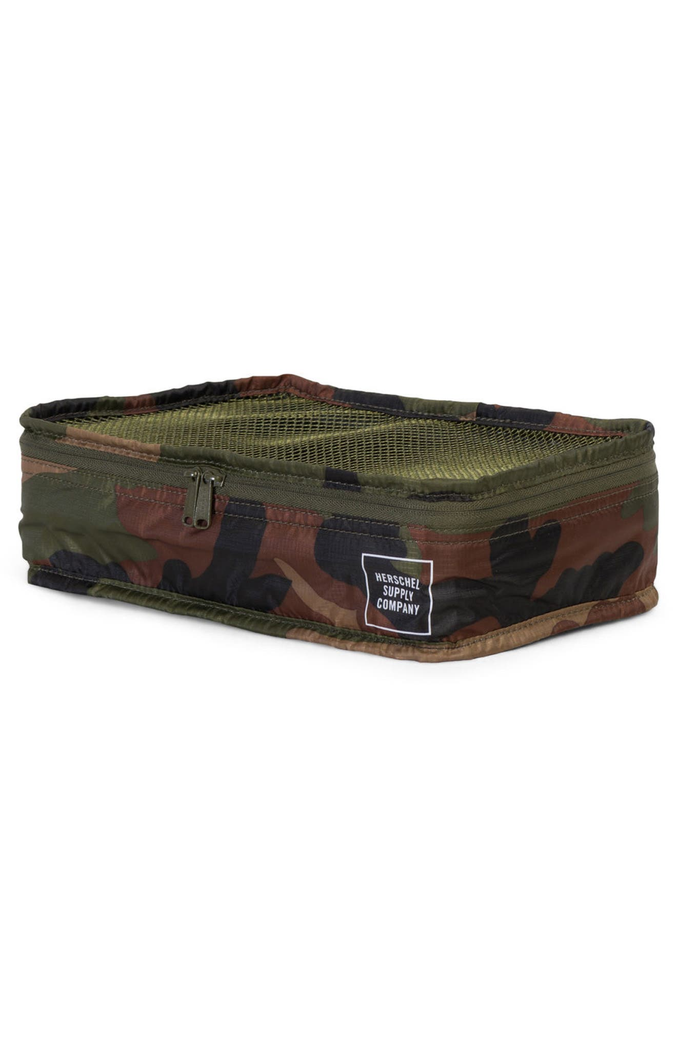 Standard Issue Travel System,                             Alternate thumbnail 4, color,                             Woodland Camo
