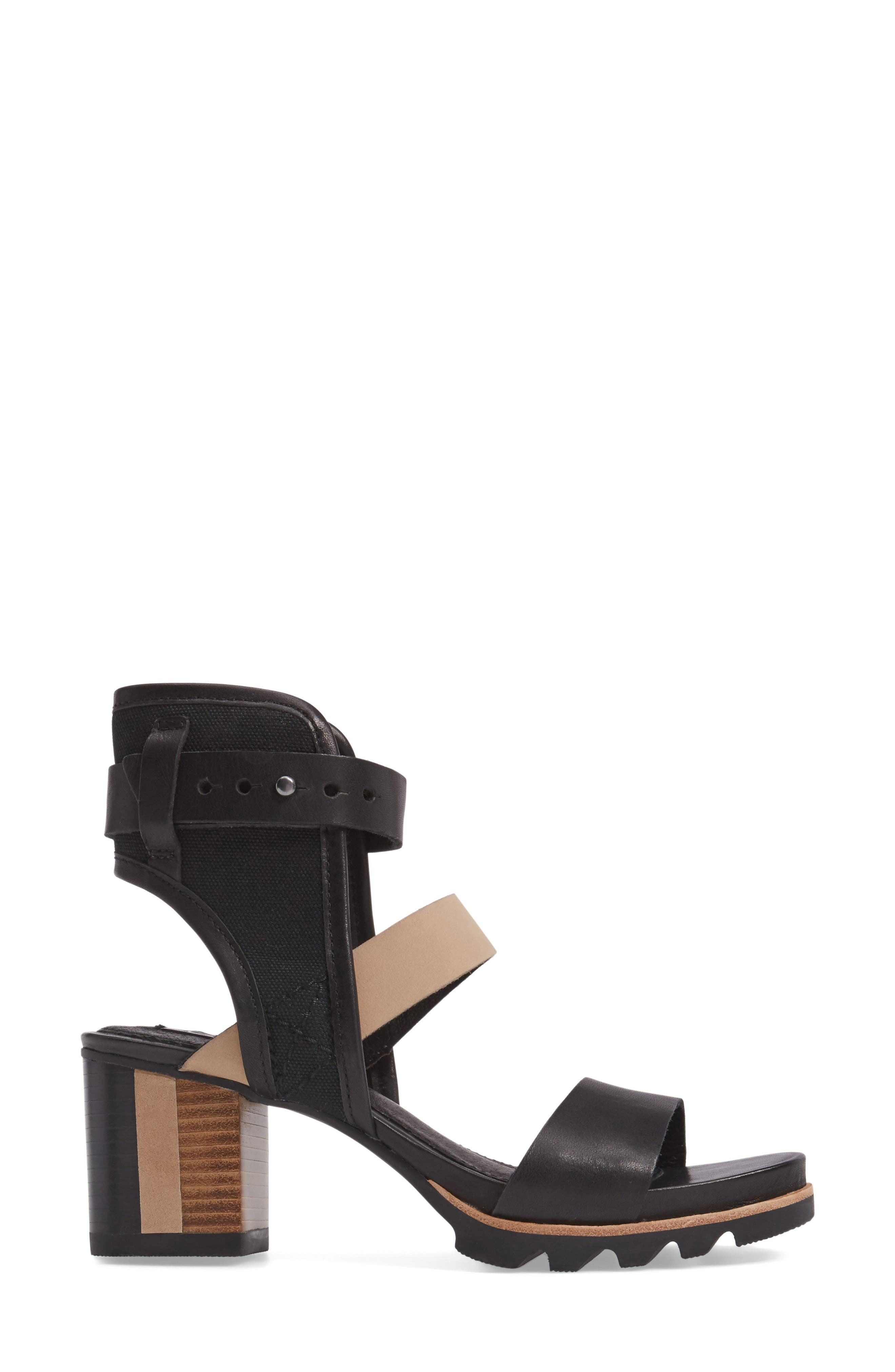 Alternate Image 3  - SOREL Addington Ankle Cuff Sandal (Women)
