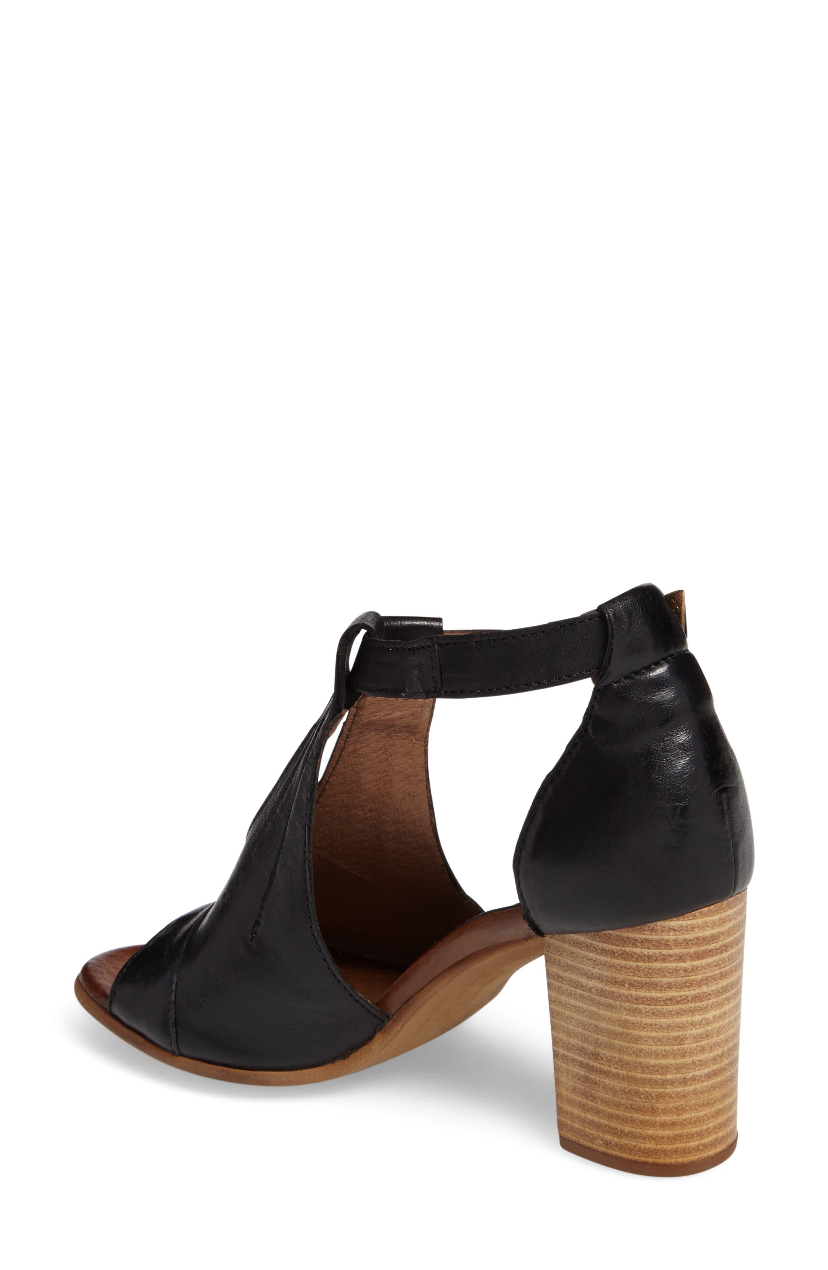 Alternate Image 2  - Miz Mooz Savannah T-Strap Strap Sandal (Women)