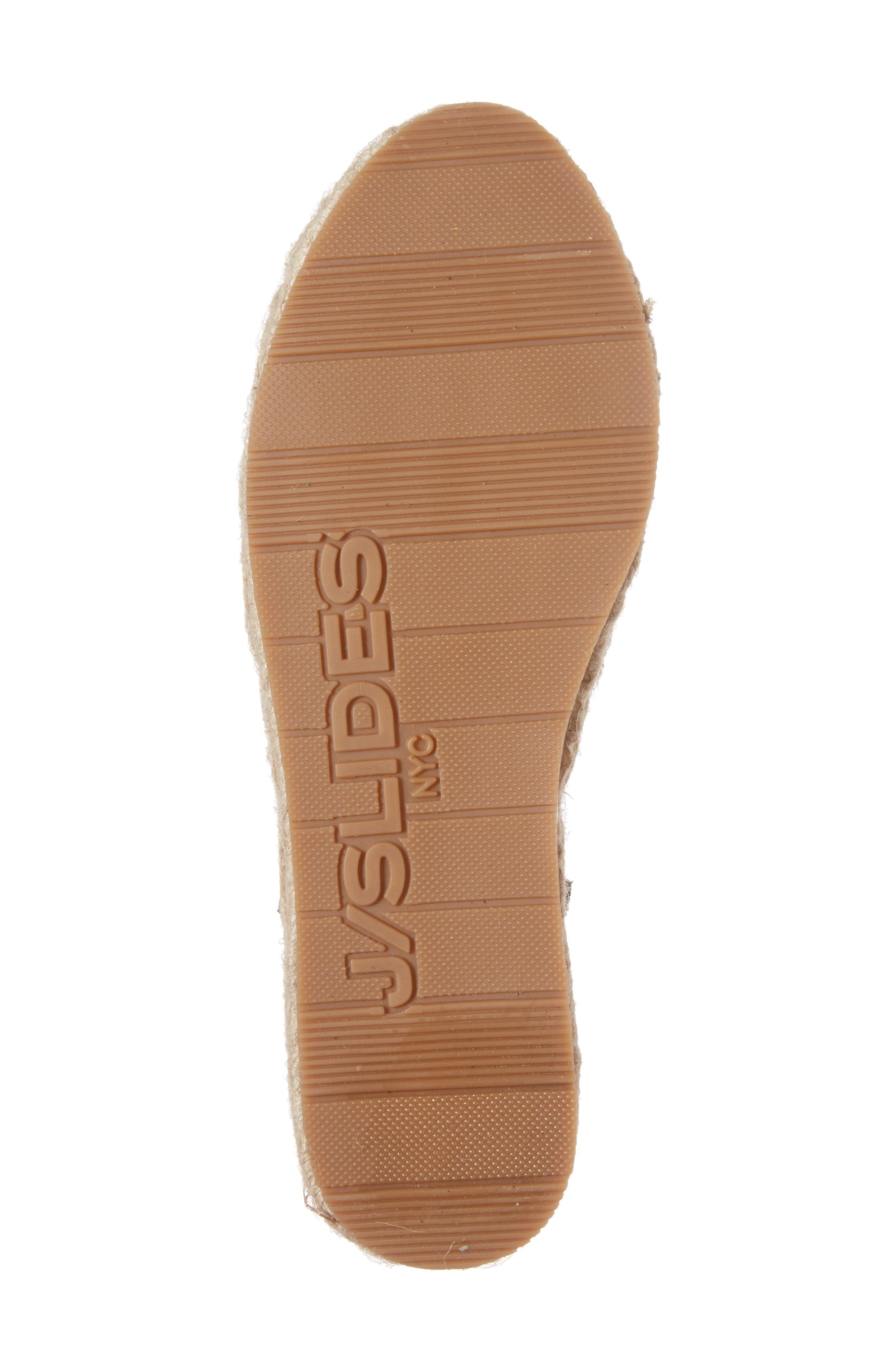 Alternate Image 6  - JSlides Rileyy Espadrille Sneaker (Women)