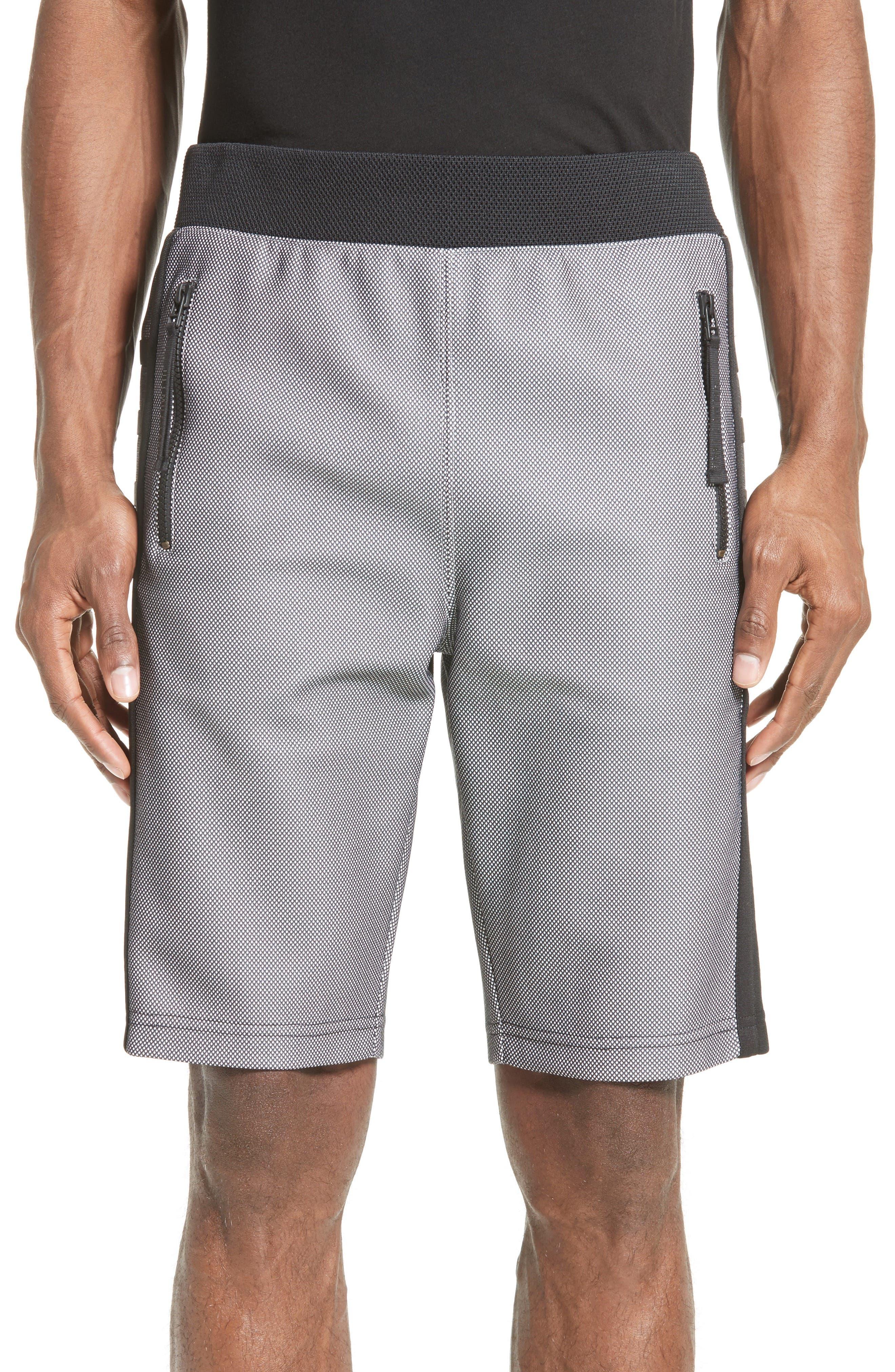 Helmut Lang Scuba Mesh Shorts