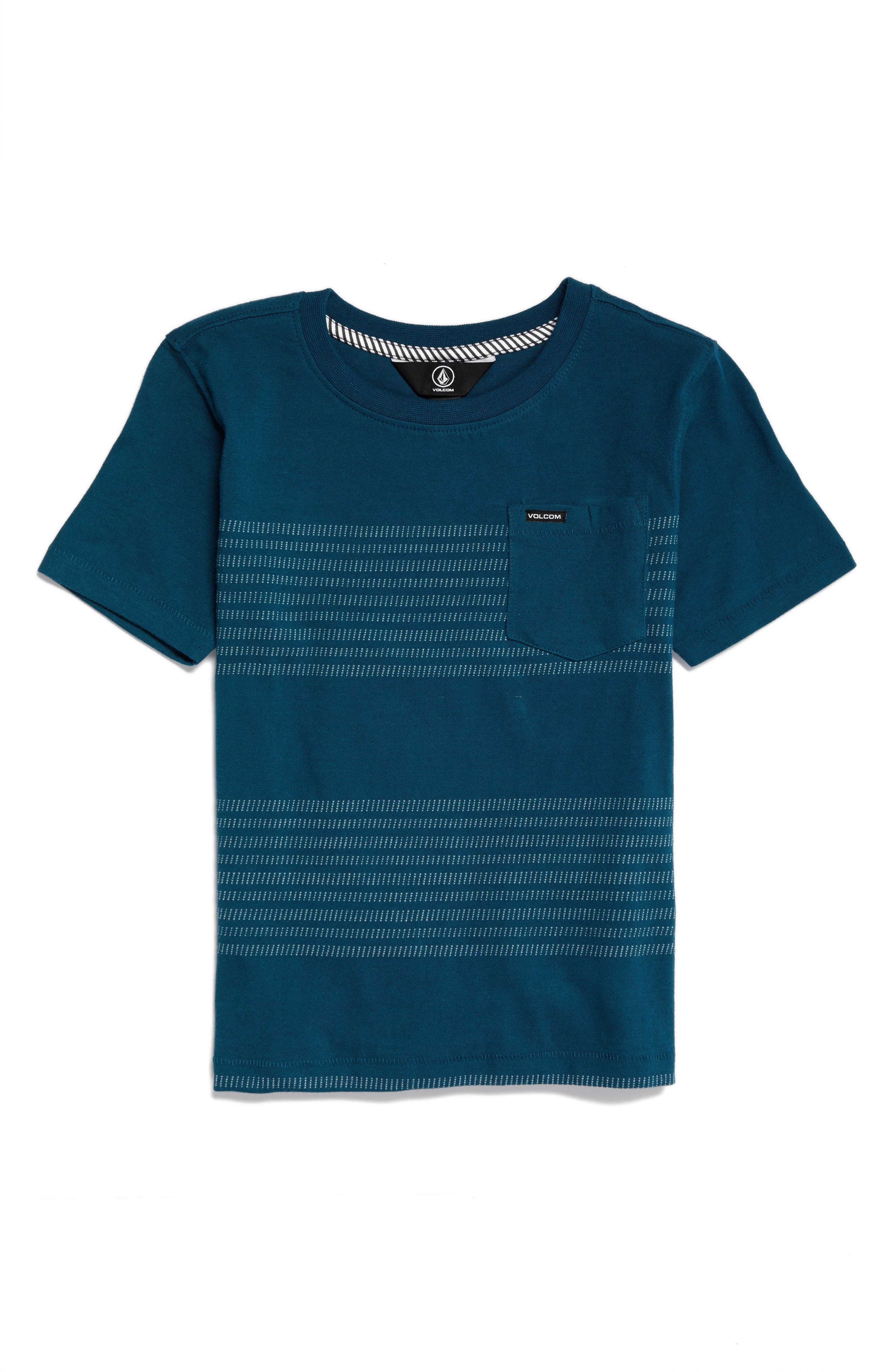 Volcom Banded T-Shirt (Toddler Boys & Little Boys)