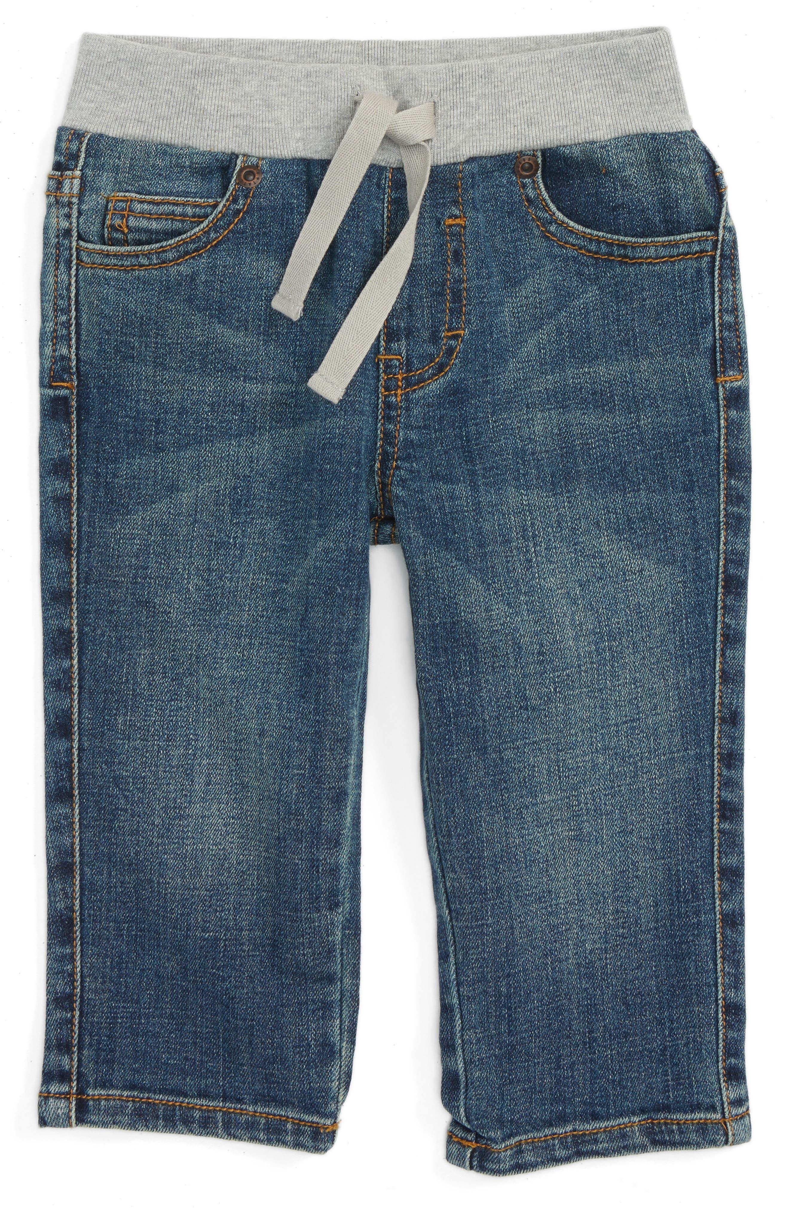 Tucker Jeans,                         Main,                         color, Trail Blazer Wash