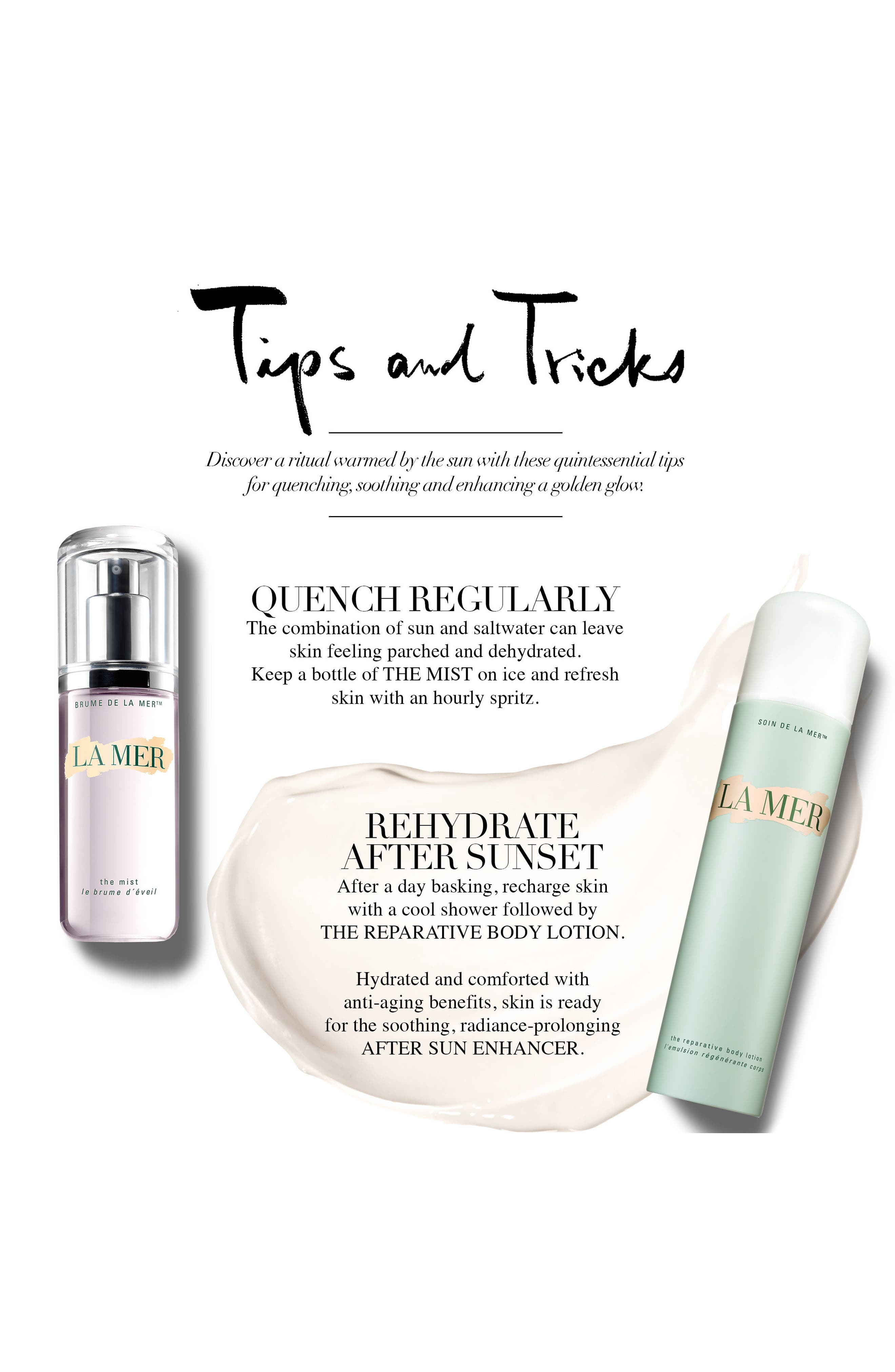 Alternate Image 2  - La Mer The Reparative Body Lotion