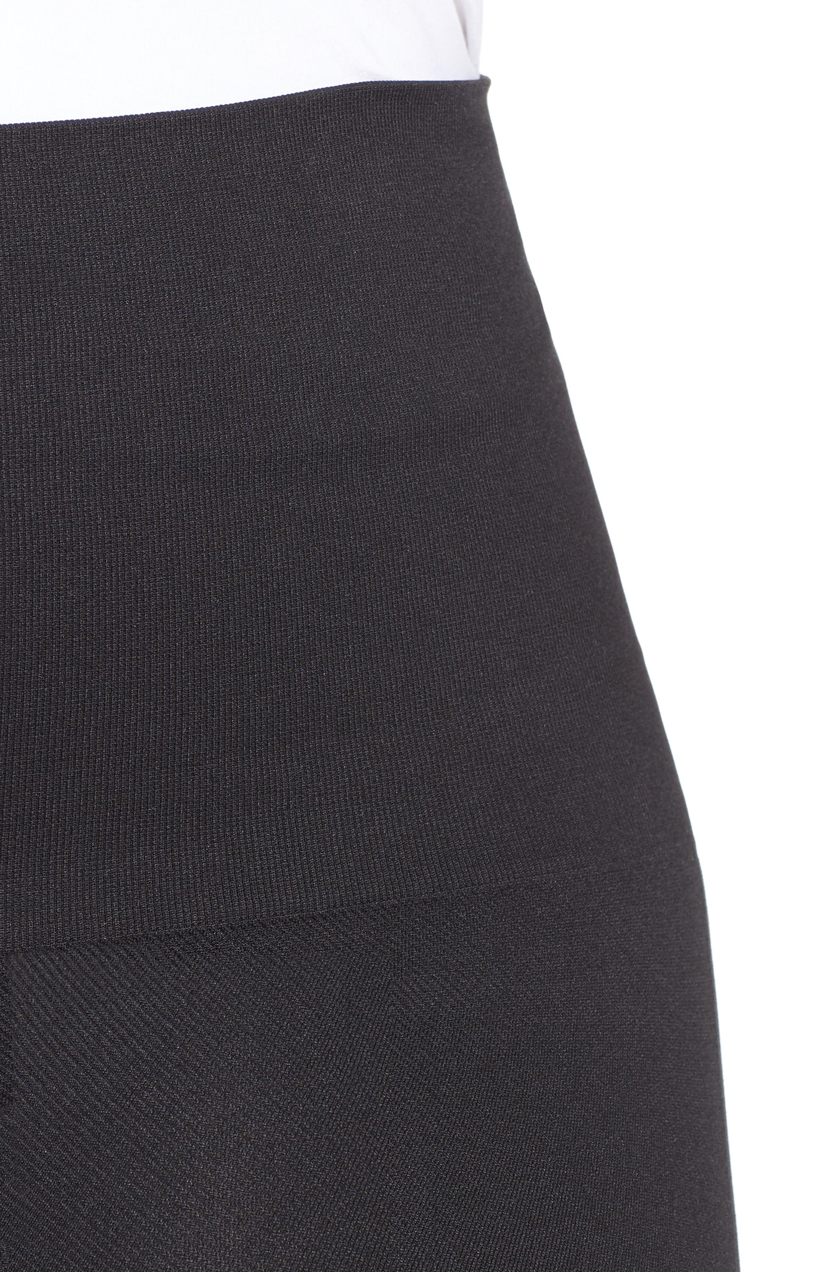 Alternate Image 5  - SPANX® Look At Me Now Seamless Leggings (Plus Size)