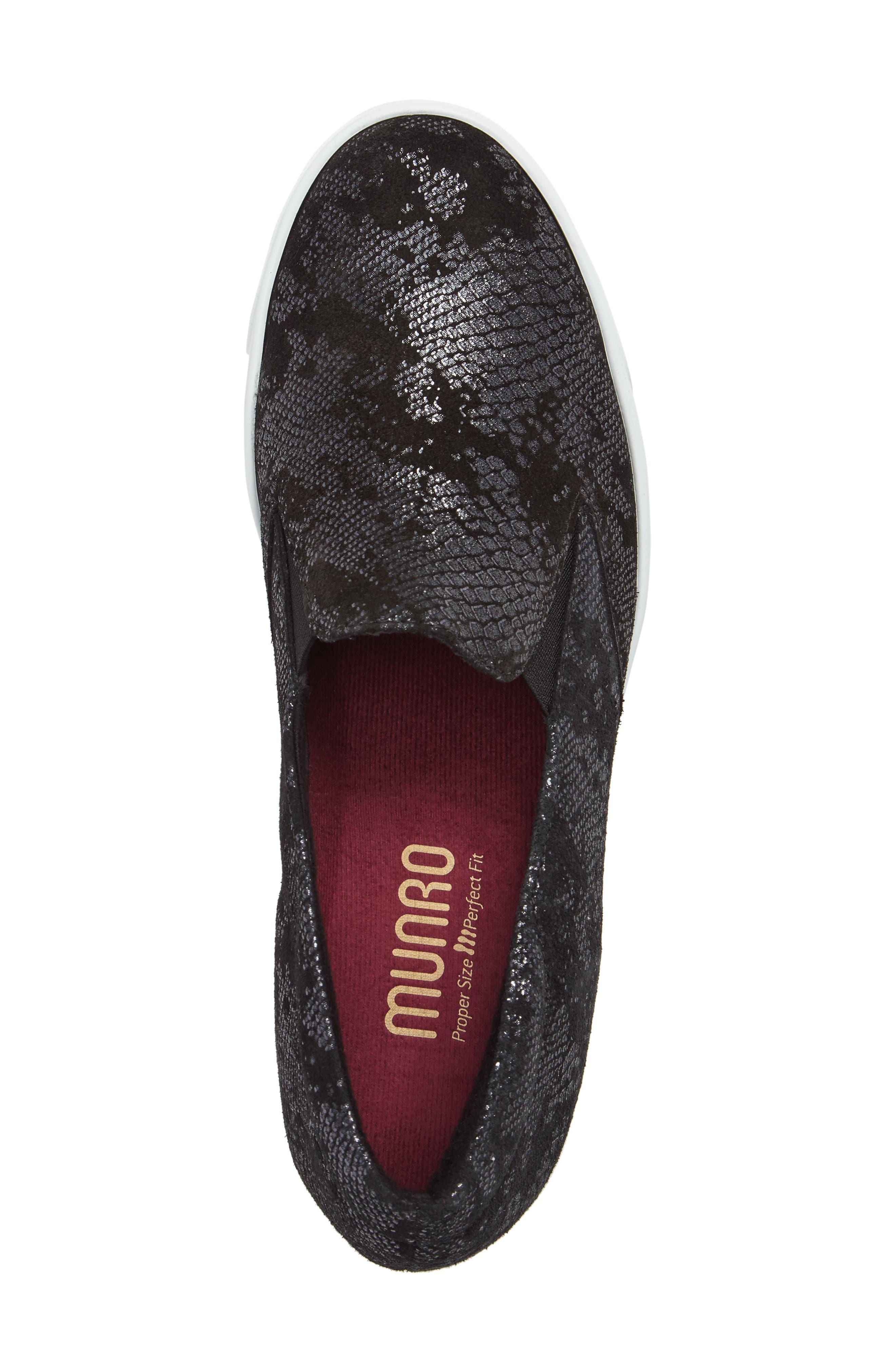 Alternate Image 5  - Munro Lulu Slip-On Sneaker (Women)