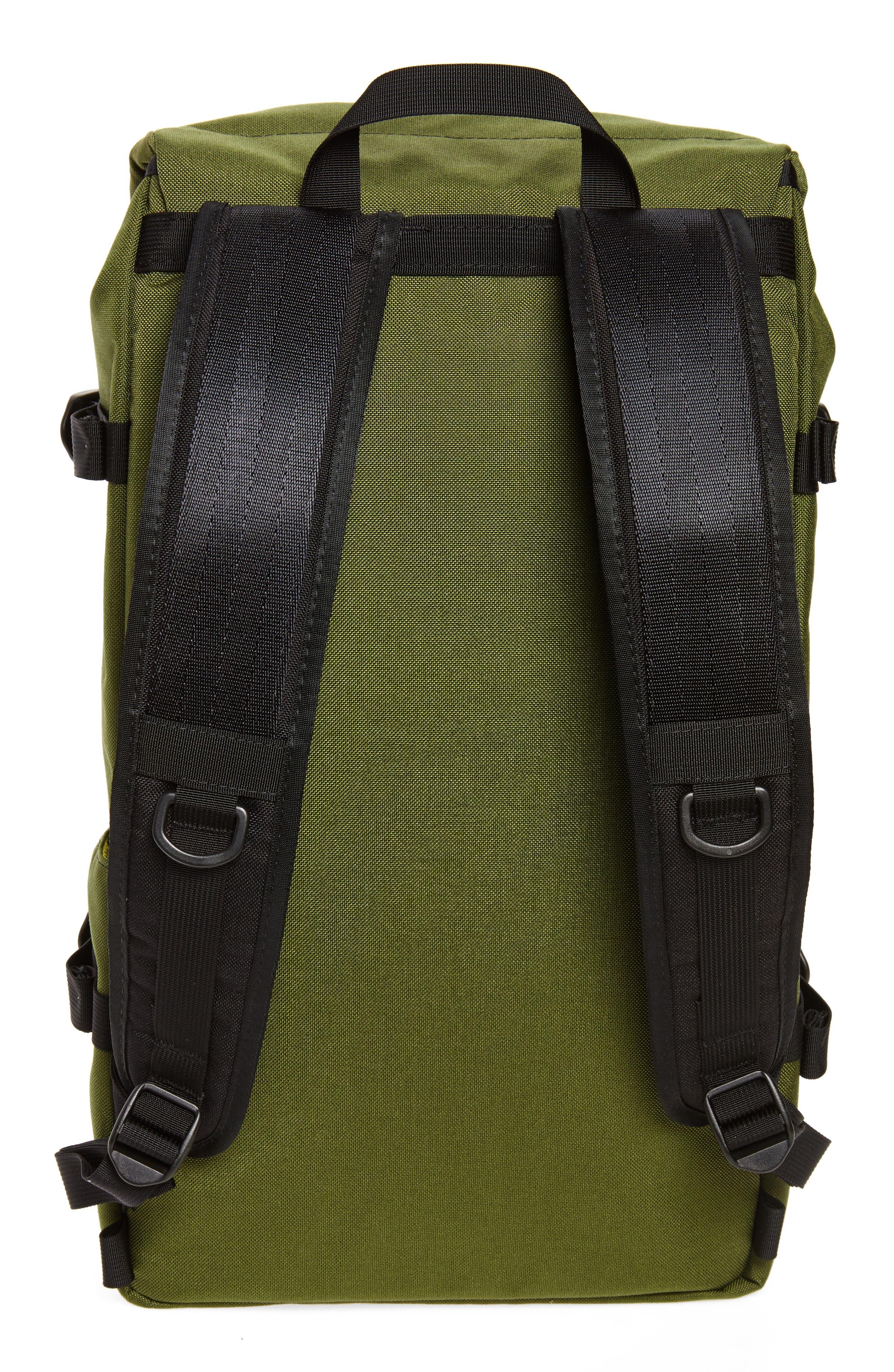 Klettersack Backpack,                             Alternate thumbnail 3, color,                             Olive