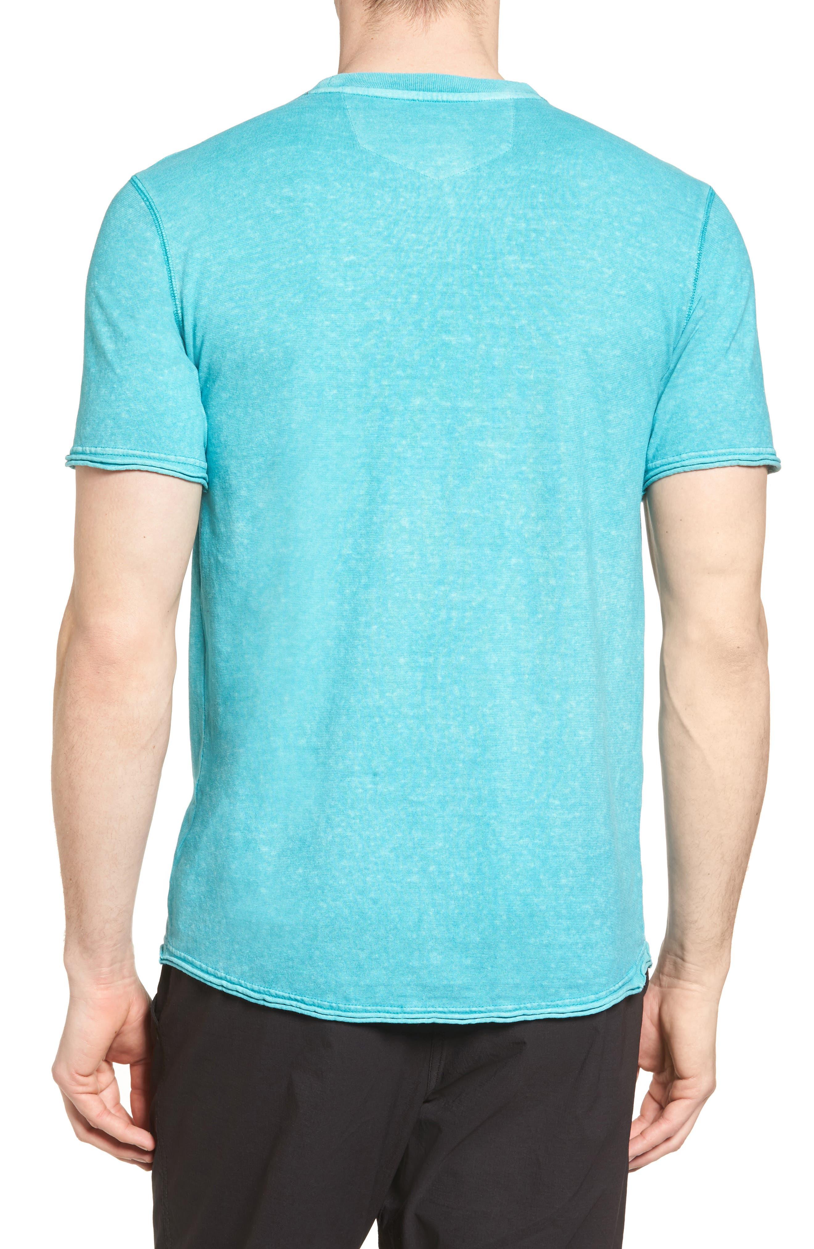 Camura T-Shirt,                             Alternate thumbnail 2, color,                             Fiji Blue