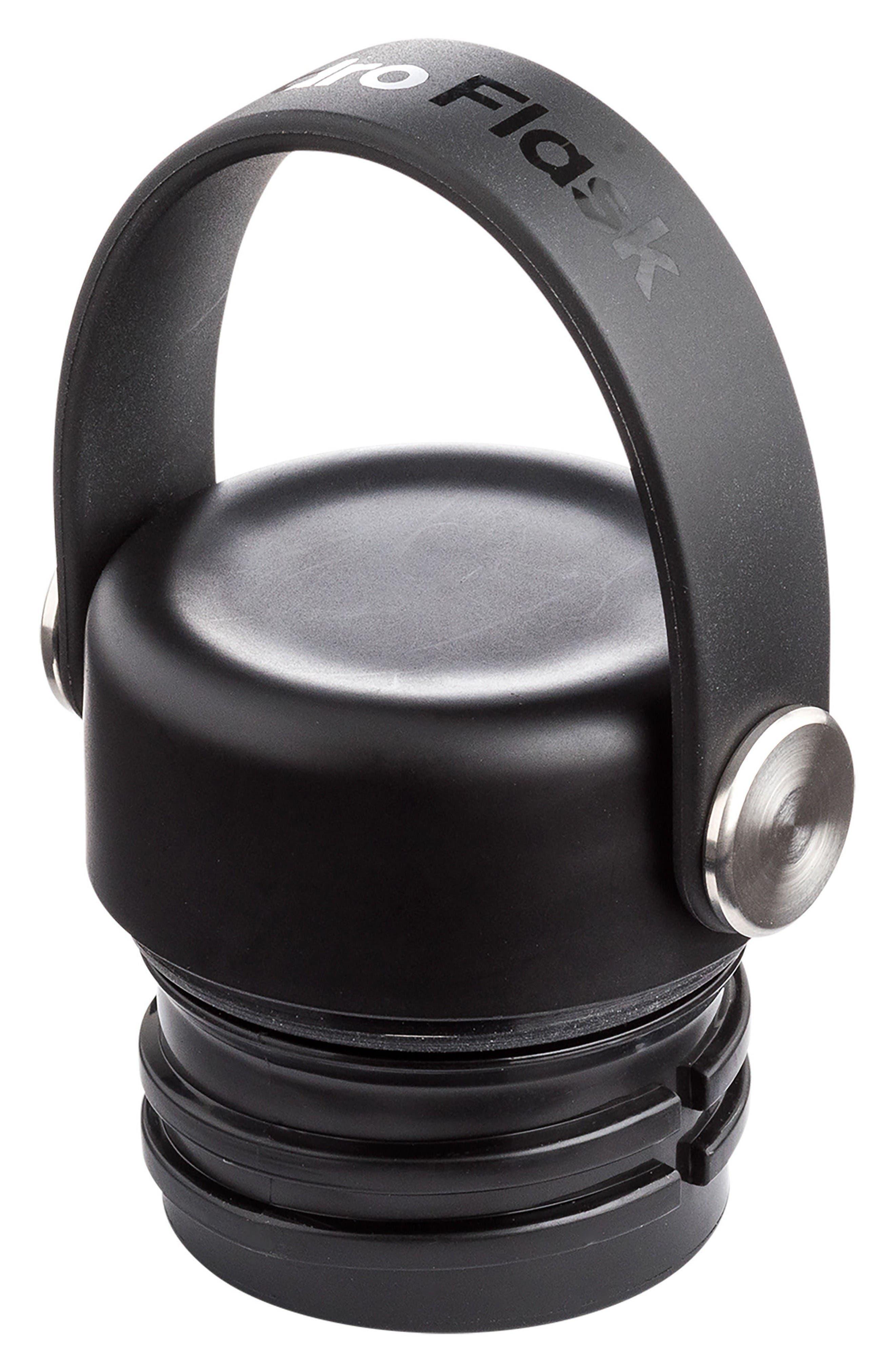 Standard Mouth Flex Cap,                         Main,                         color, Black
