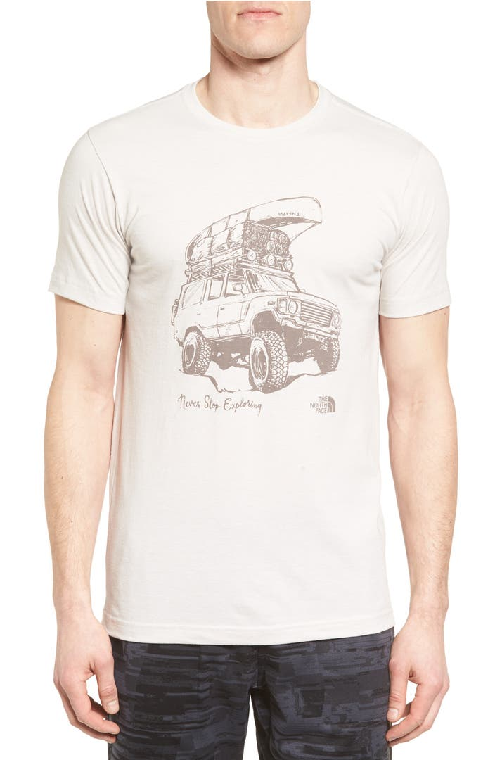 The North Face Off Road T Shirt Nordstrom