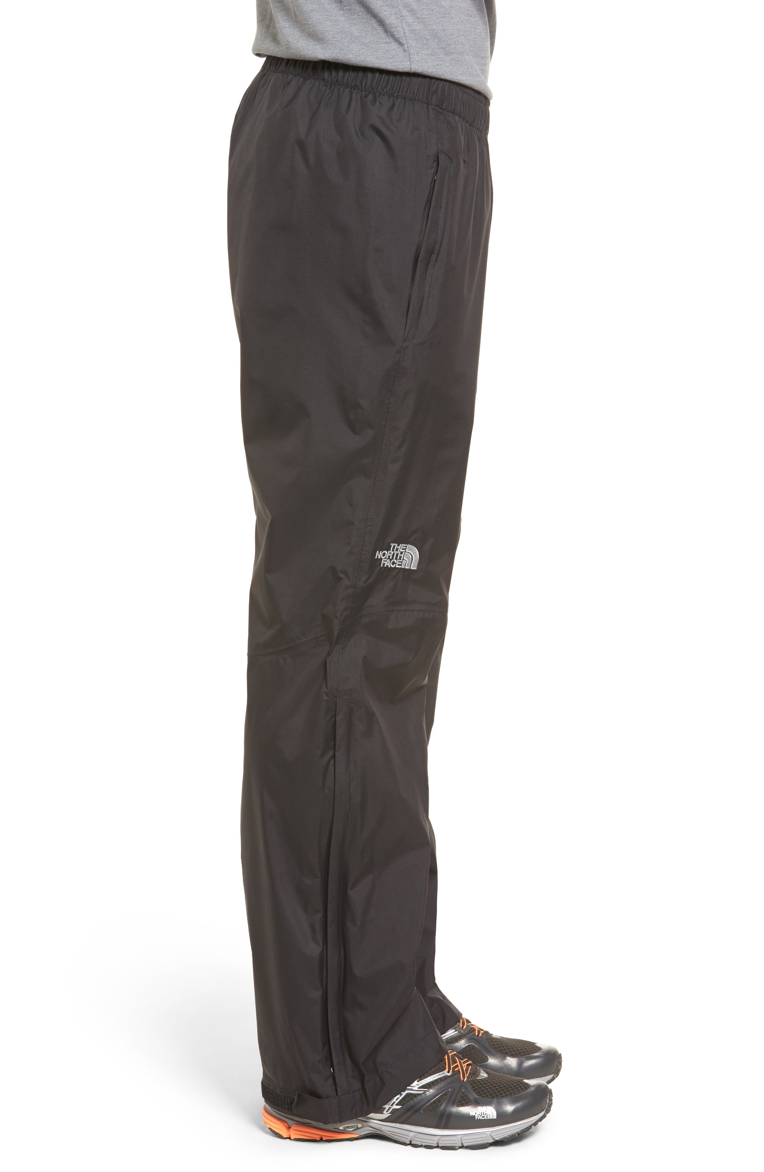 Venture Waterproof Pants,                             Alternate thumbnail 3, color,                             Black
