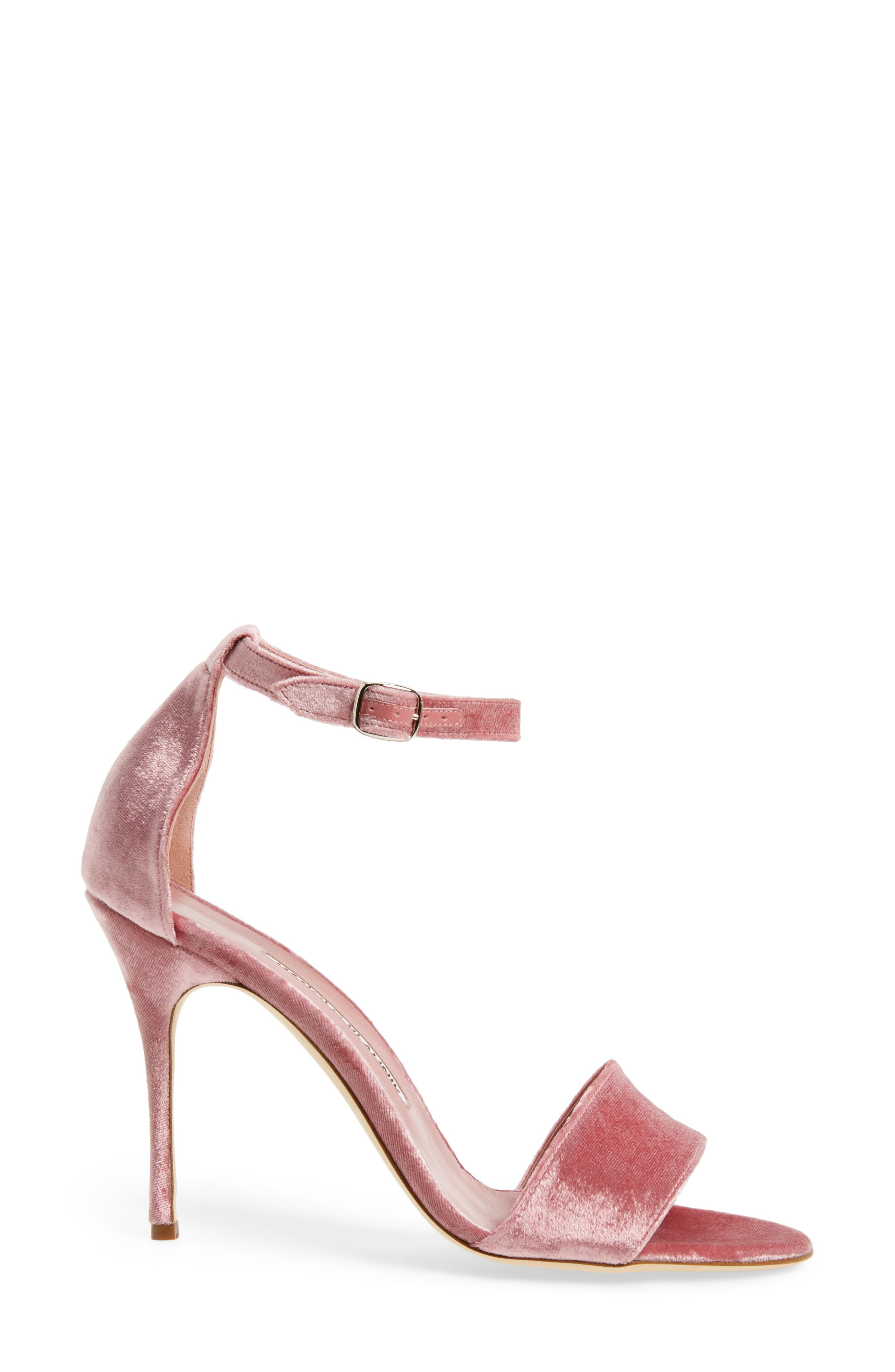 Alternate Image 3  - Manolo Blahnik Tres Sandal (Women)