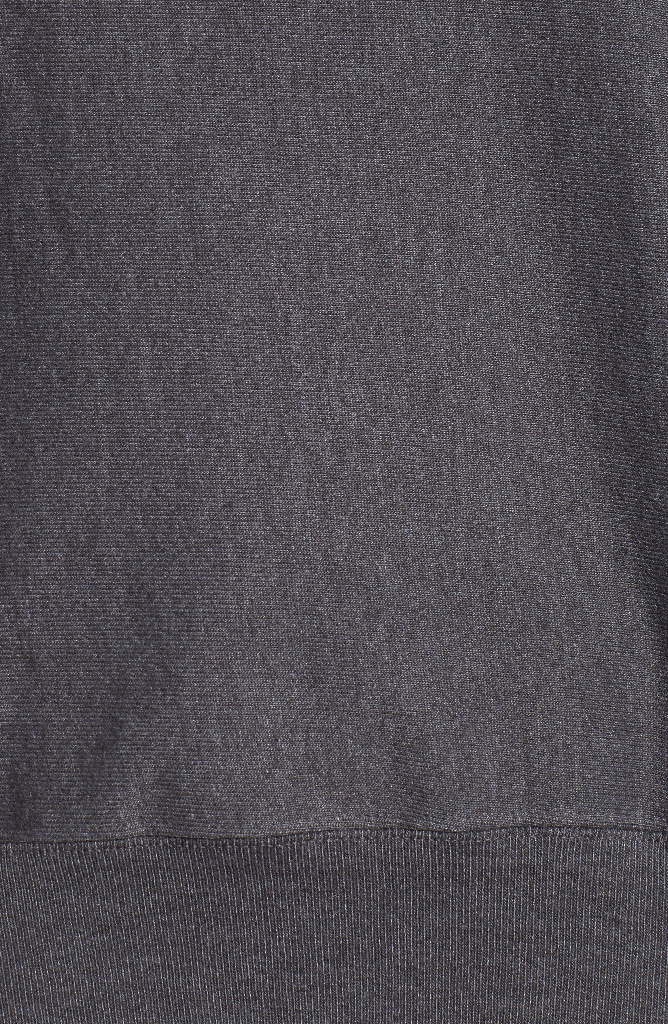 Alternate Image 5  - Champion Crewneck Sweatshirt