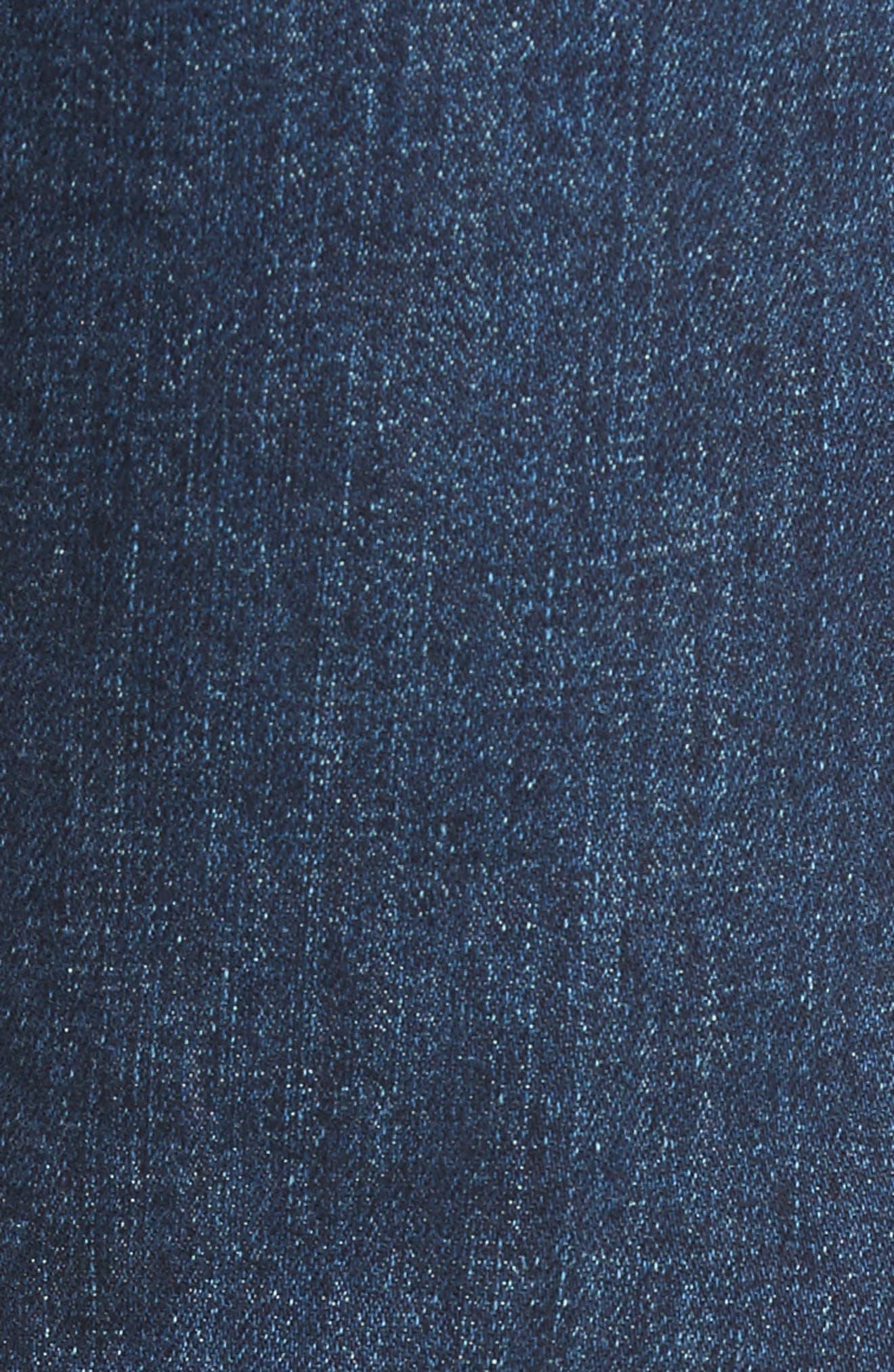 Fit 2 Slim Fit Jeans,                             Alternate thumbnail 5, color,                             Dukes