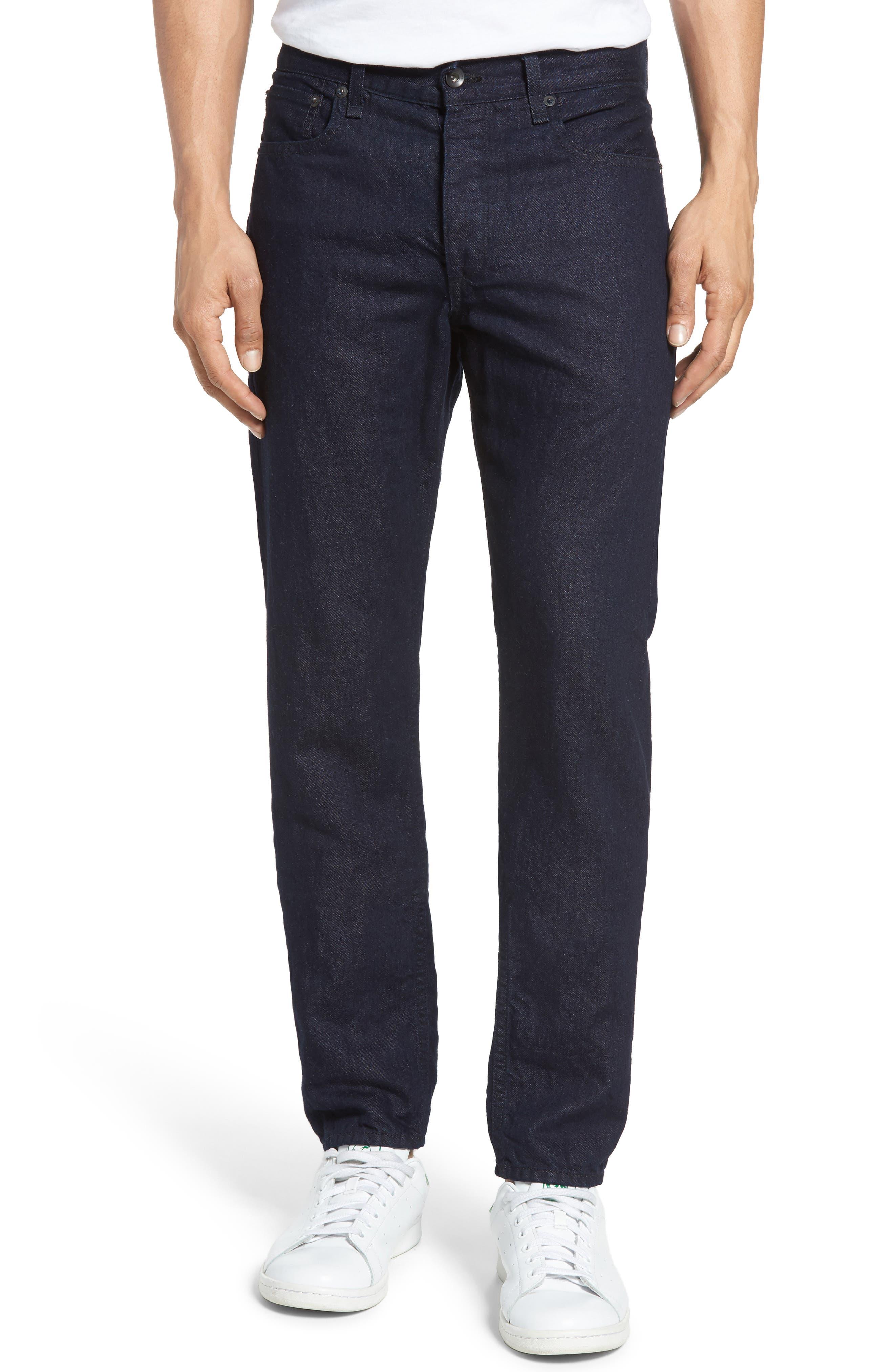 rag & bone Fit 2 Slim Fit Jeans (Indigo Linen)