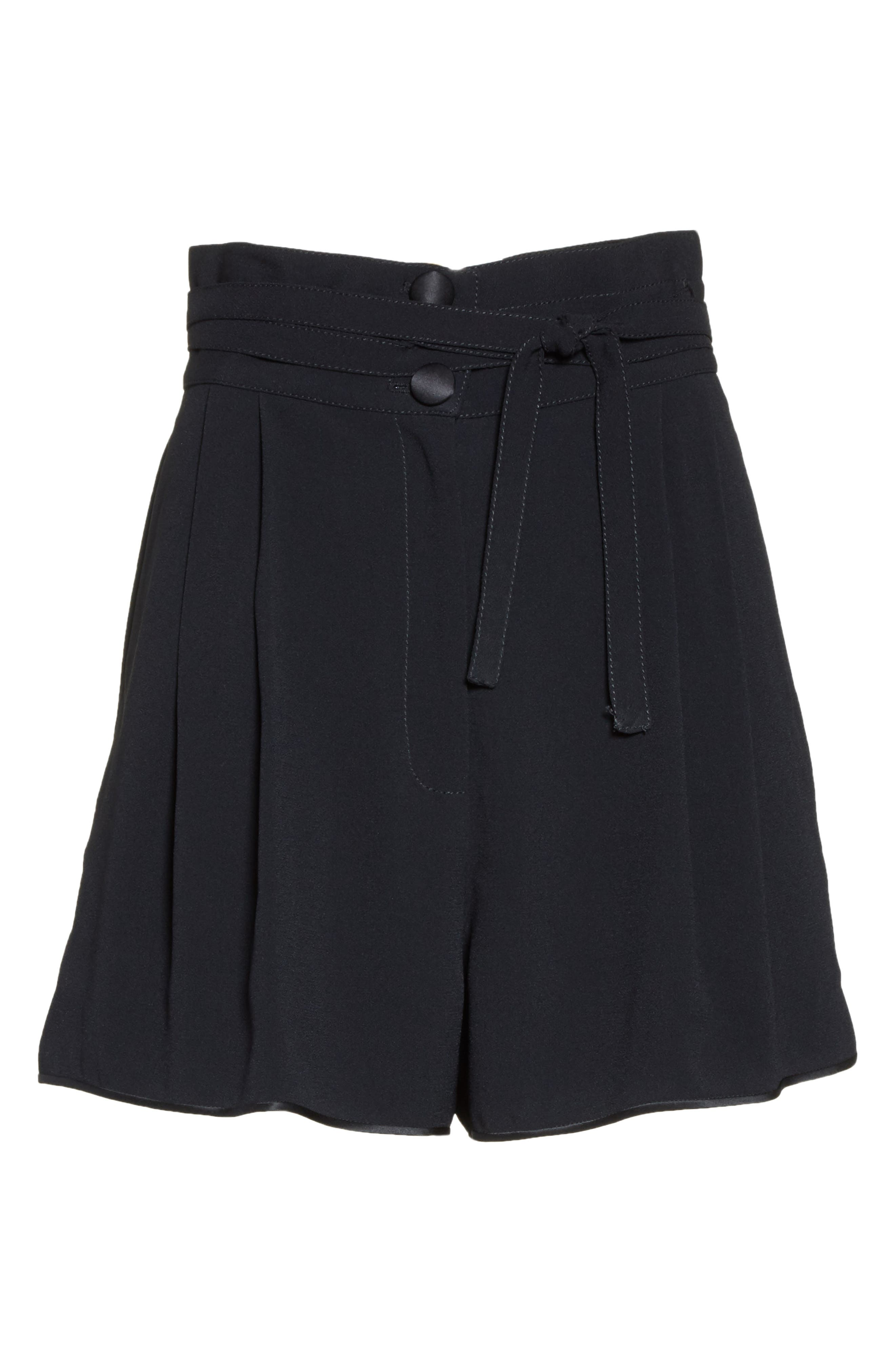 Alternate Image 4  - MARC JACOBS Tie Waist Shorts