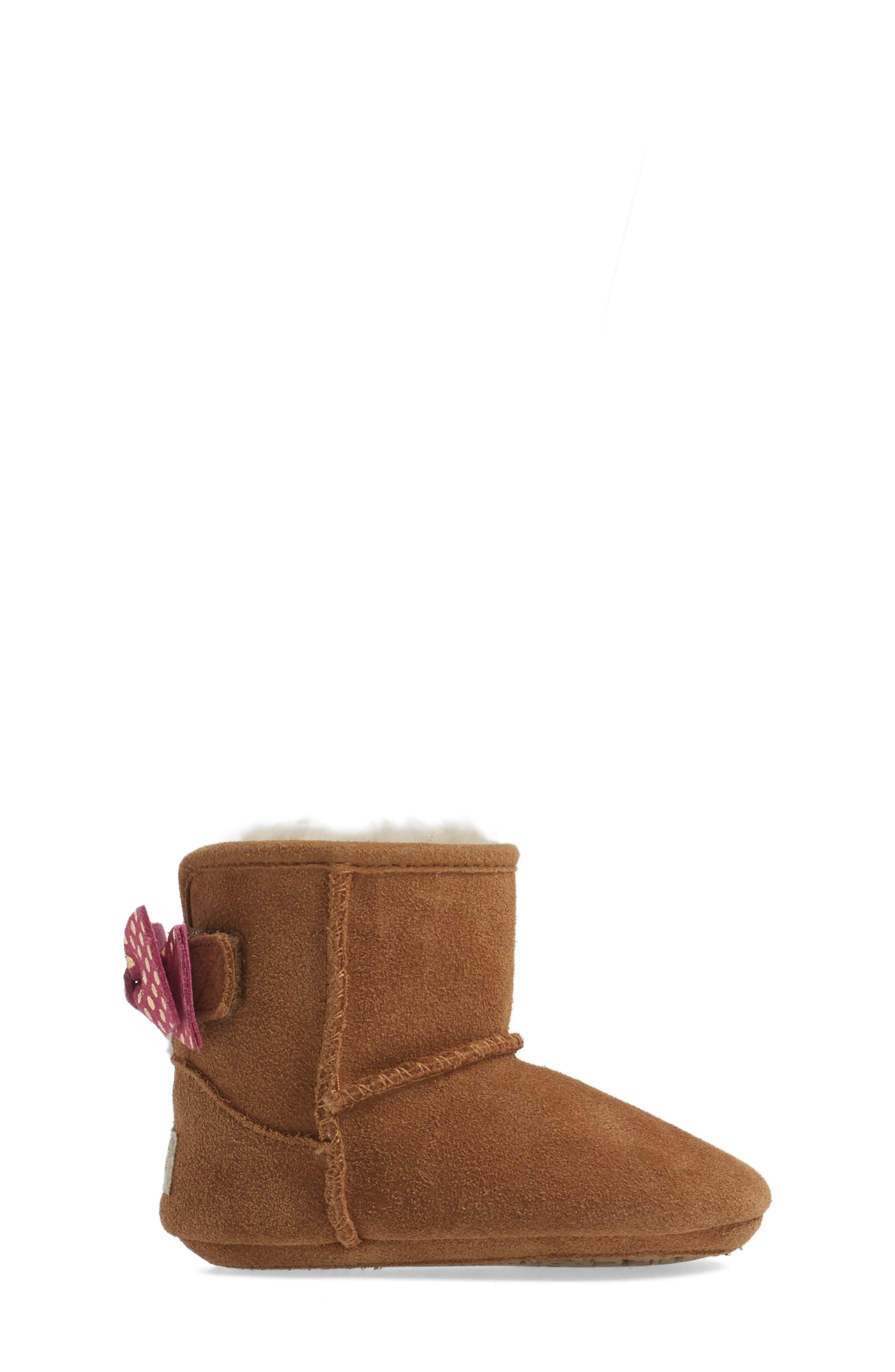 Alternate Image 3  - UGG® Jesse Bow II Dots Boot (Baby & Walker)