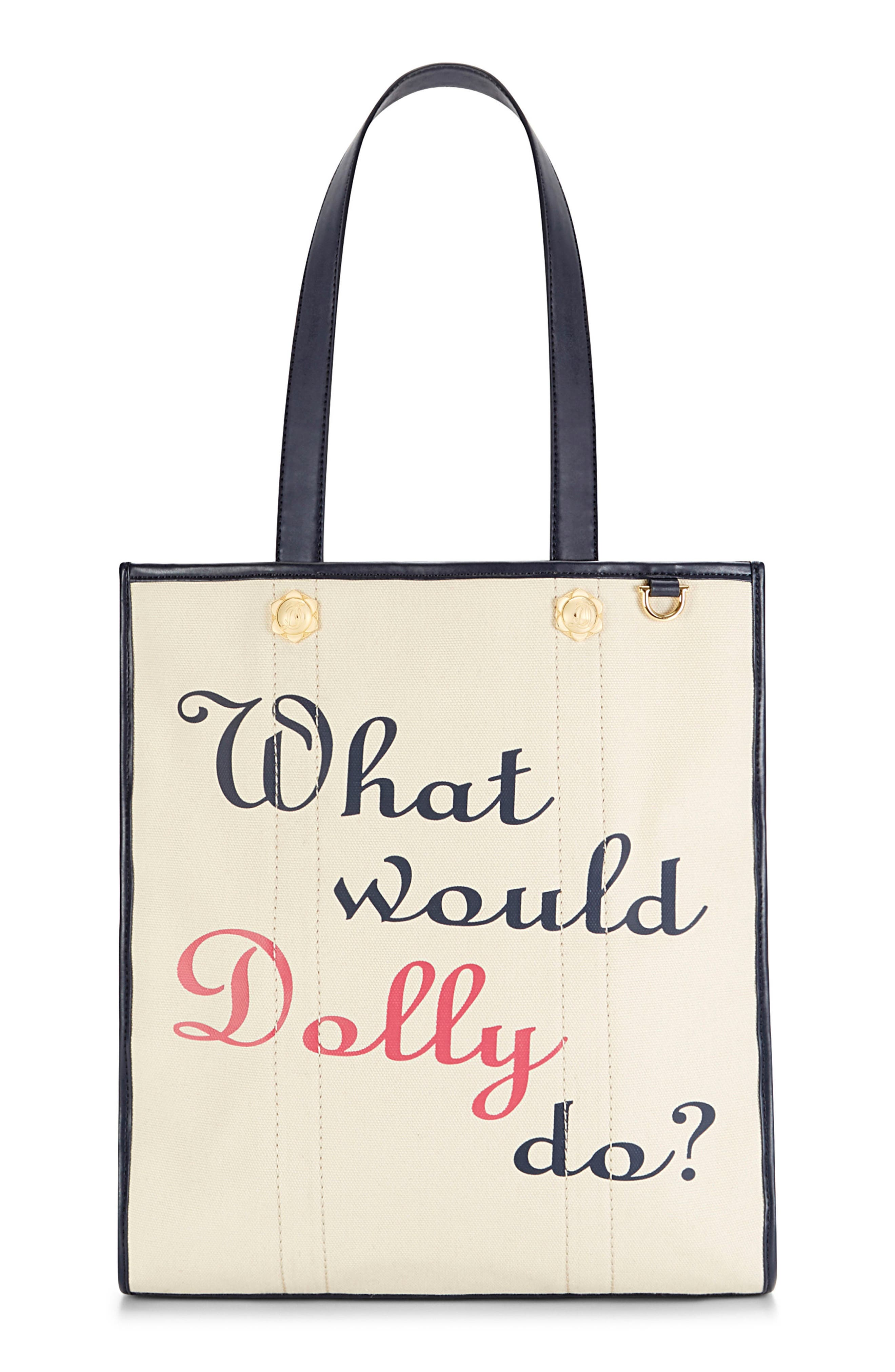 Main Image - Draper James Dolly Vanderbilt Tote