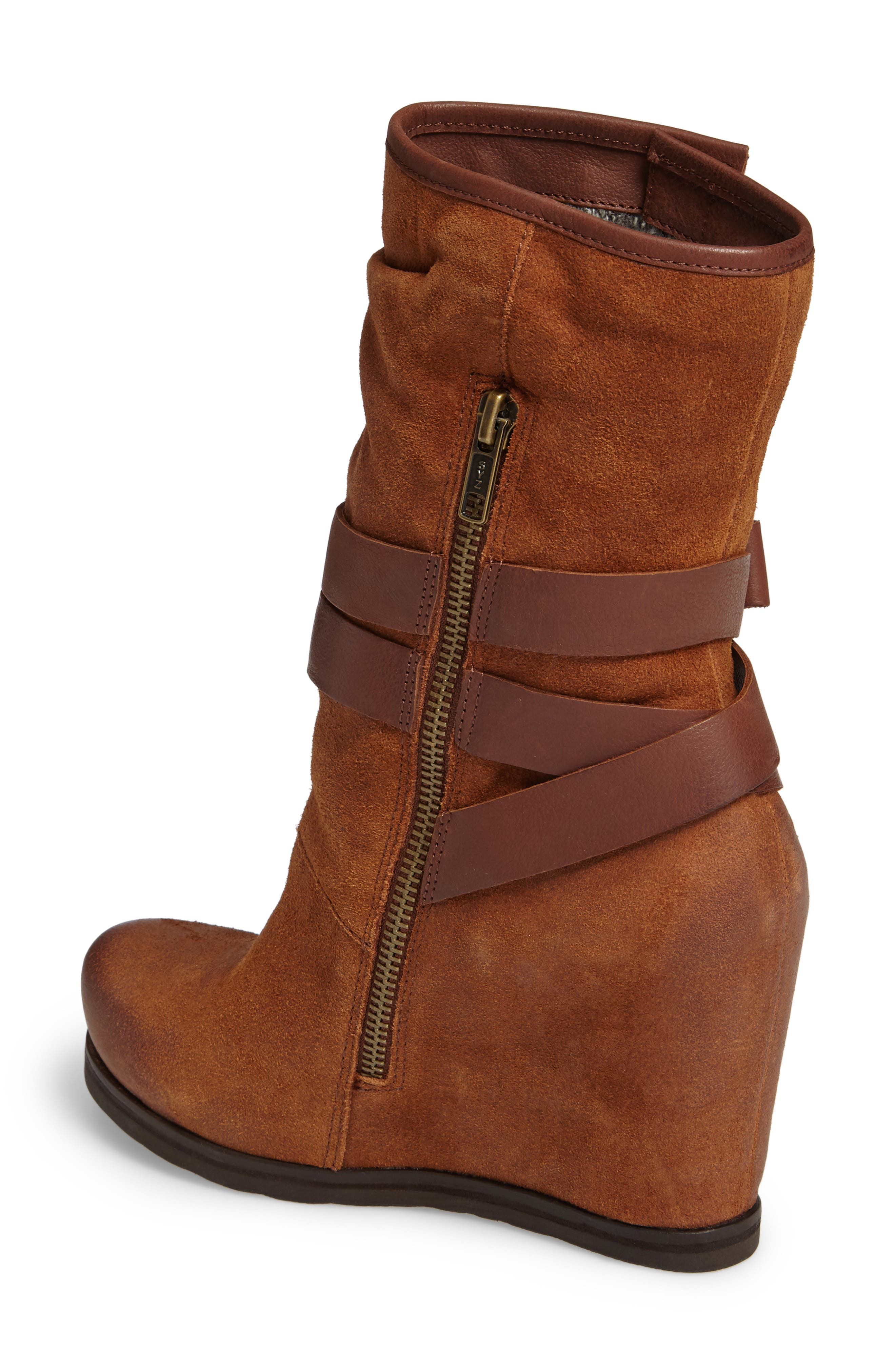 Alternate Image 2  - OTBT Chakra Wedge Boot (Women)