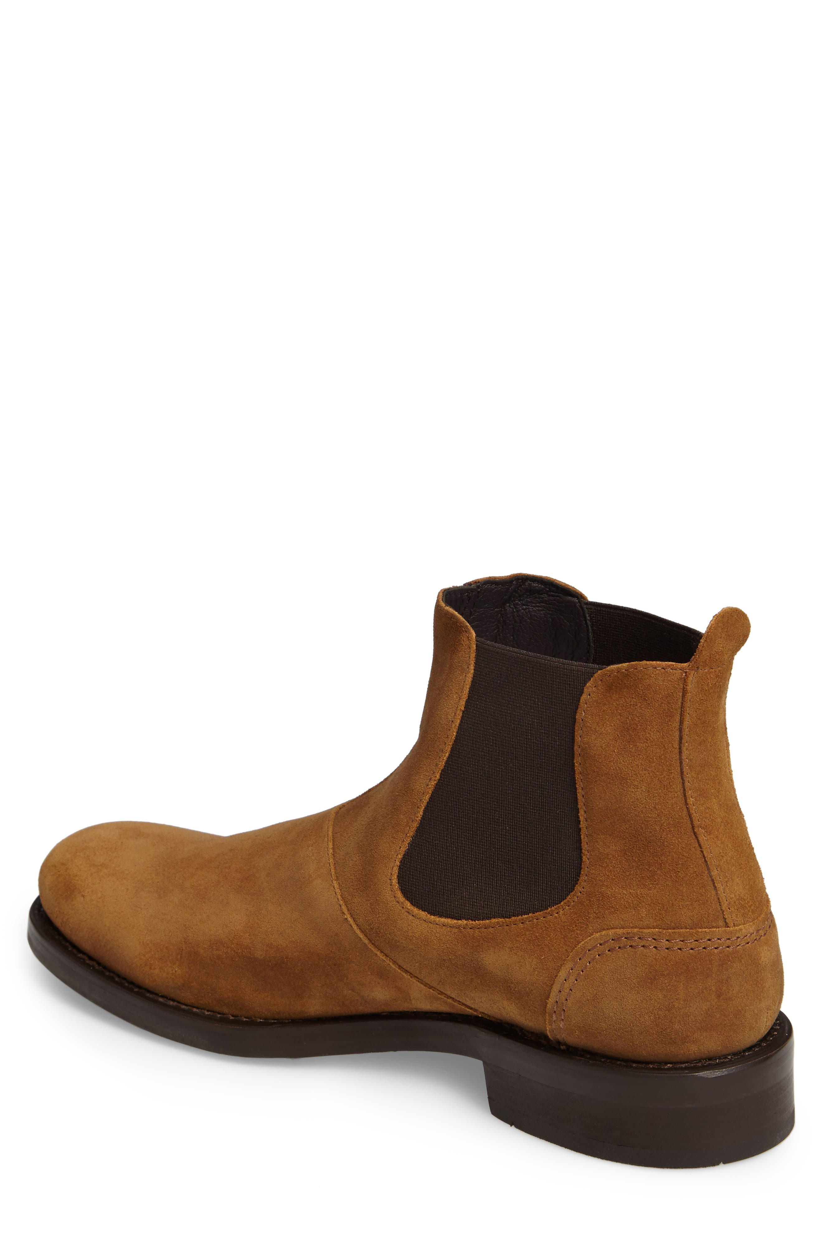 Alternate Image 2  - Wolverine Montague Chelsea Boot