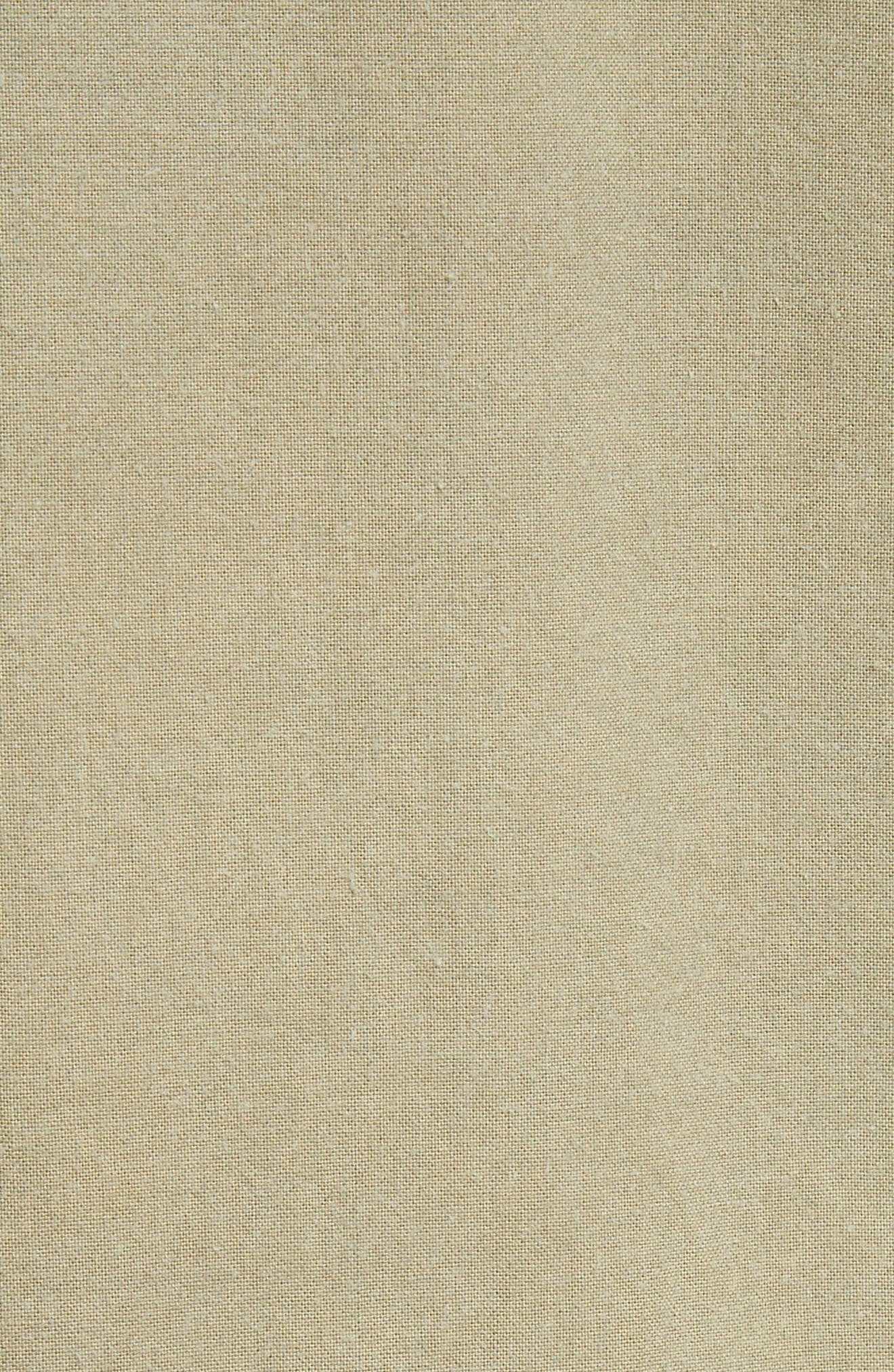 The Parka Jacket,                             Alternate thumbnail 6, color,                             Pale Army