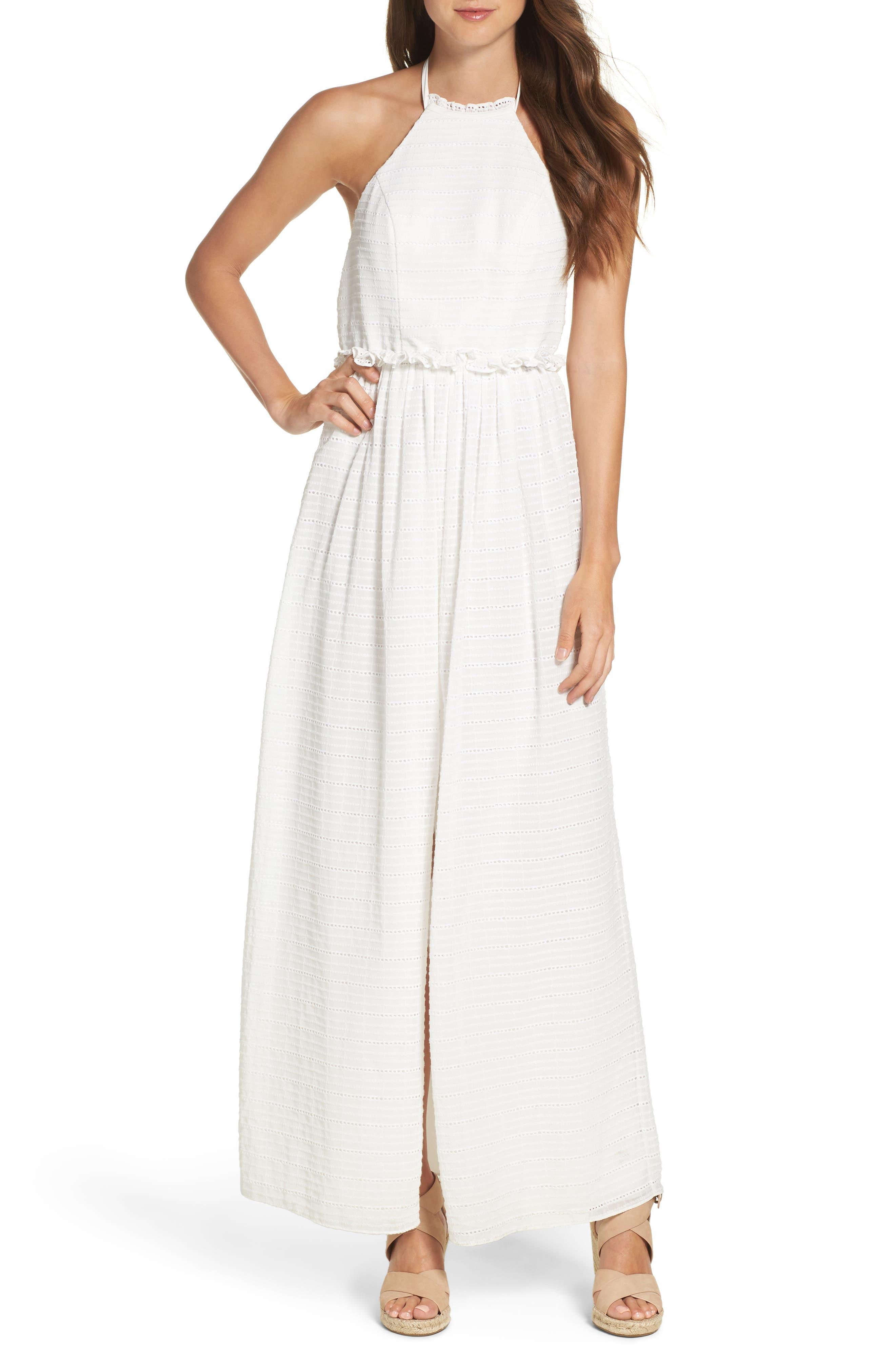 Ali & Jay Polo Club Maxi Dress