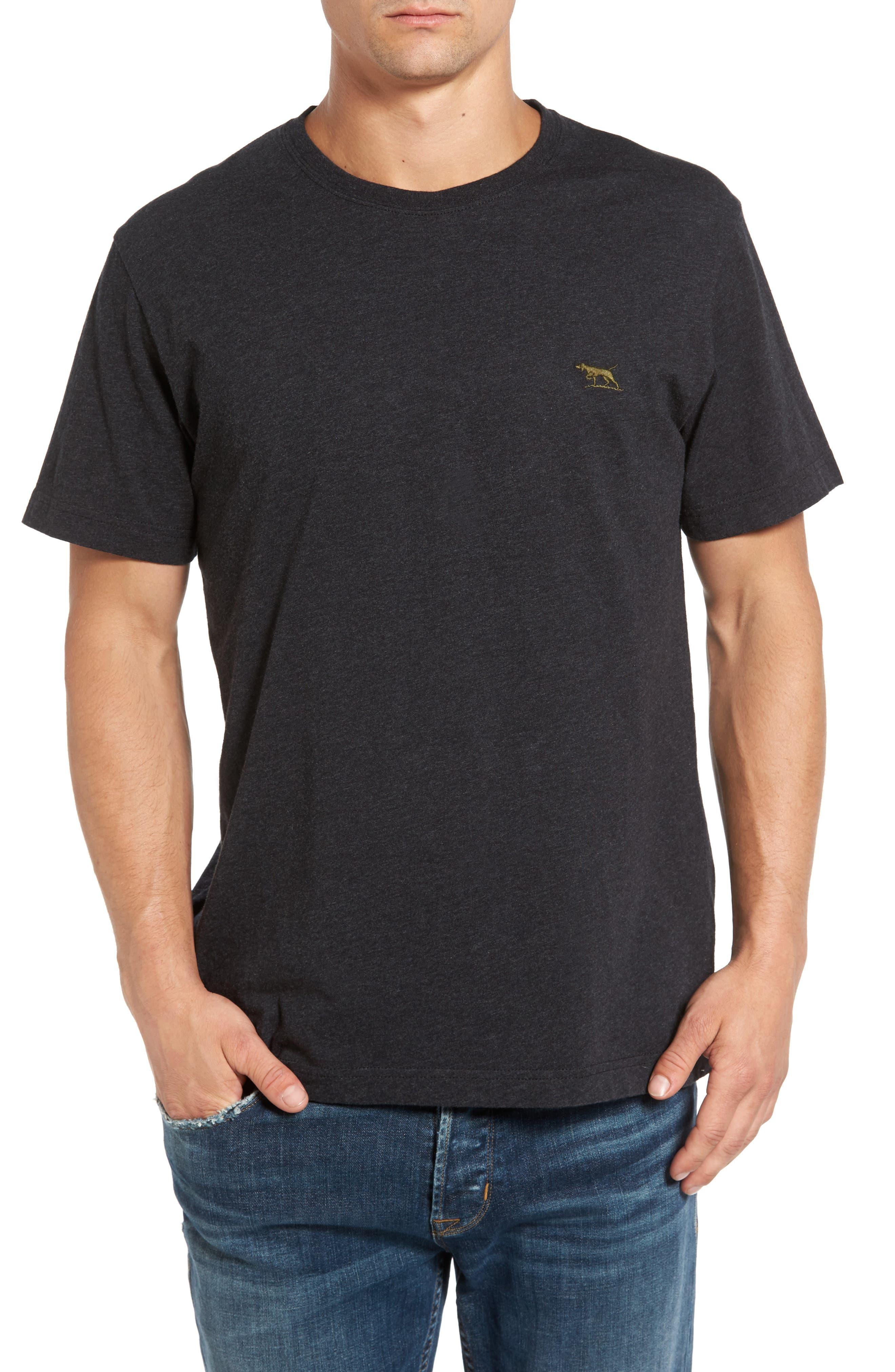 The Gunn T-Shirt,                         Main,                         color, Charcoal