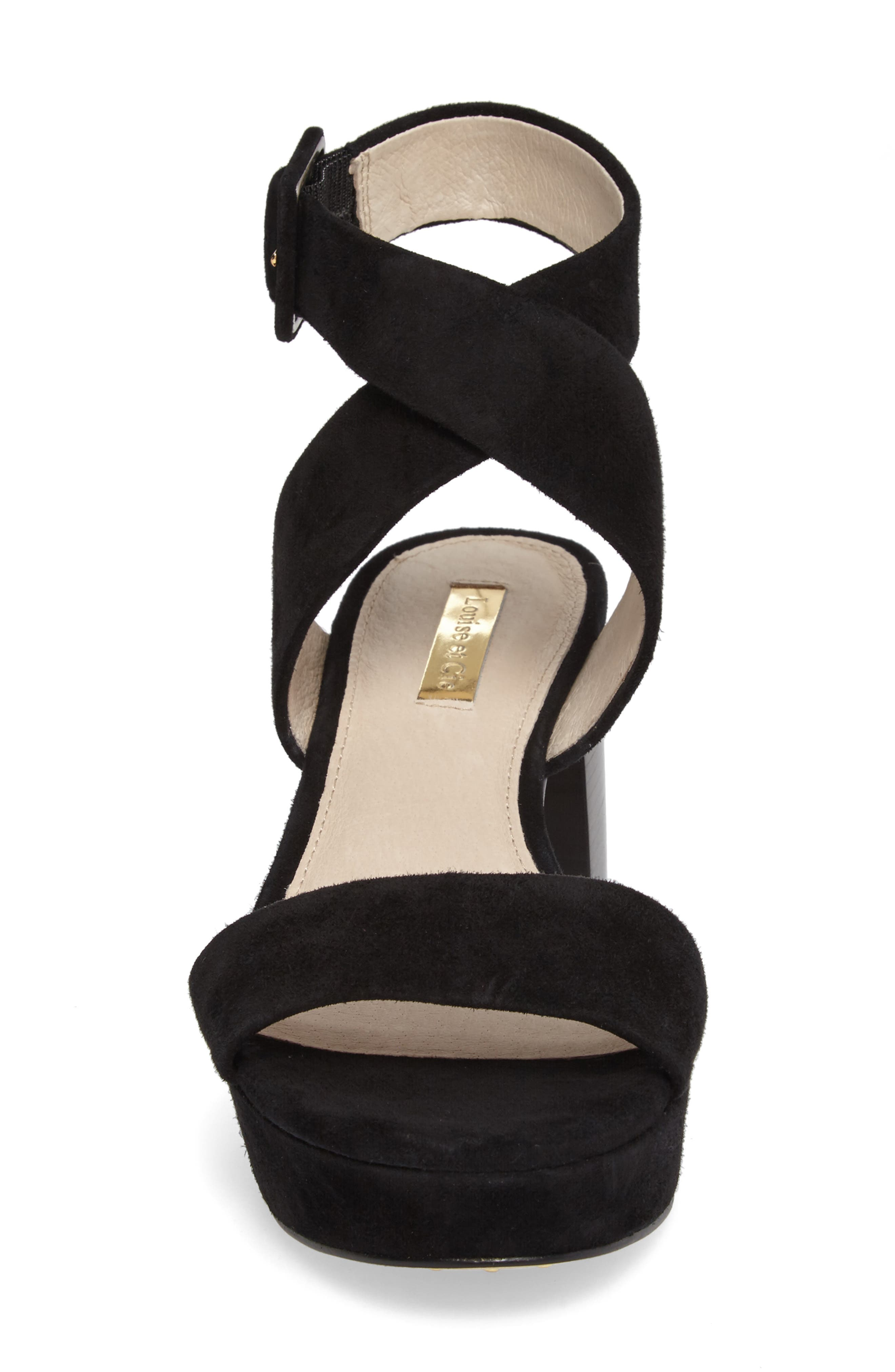 Alternate Image 4  - Louise et Cie Harmony Block Heel Sandal (Women)