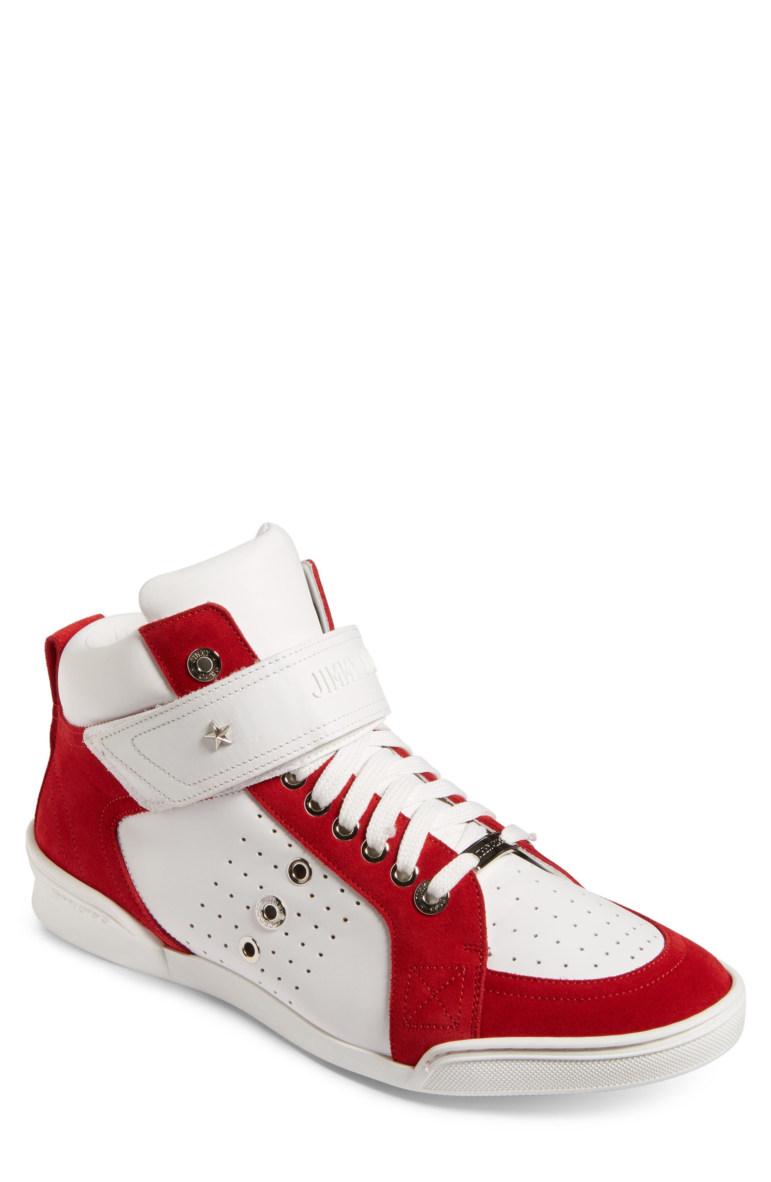 Jimmy Choo Lewis Sneaker (Men)
