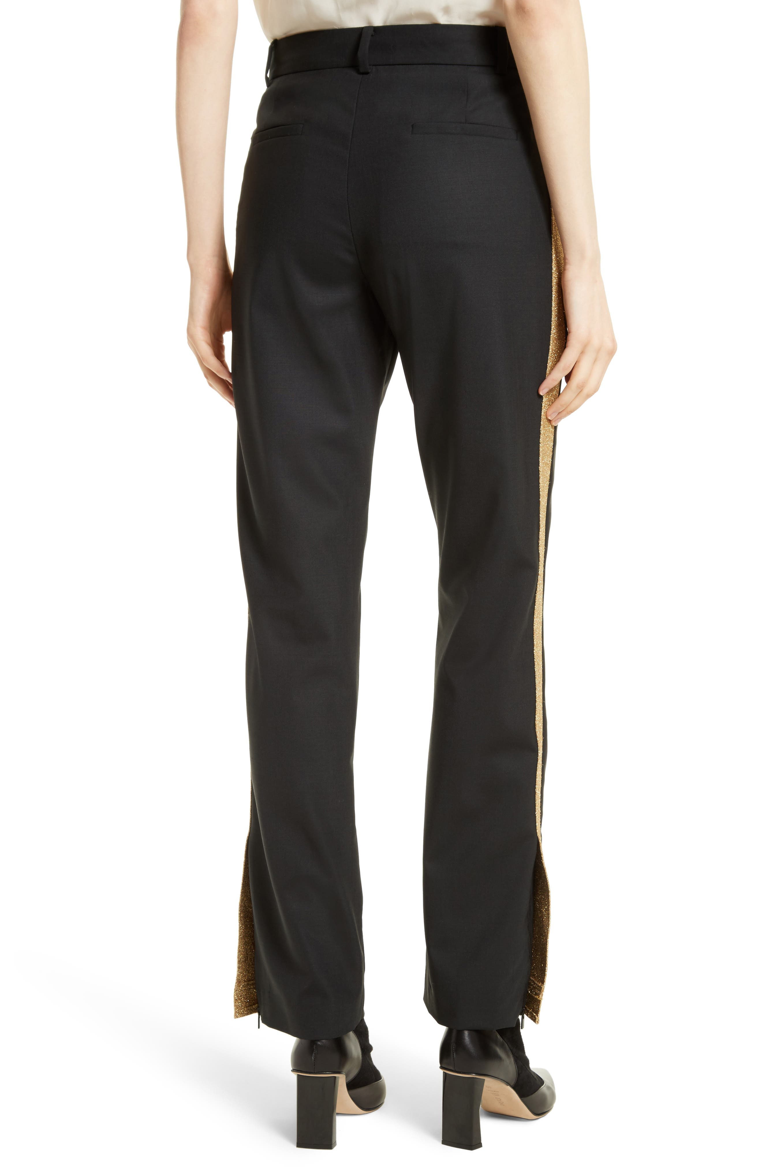 Alternate Image 3  - Tibi Tropical Blend Tuxedo Pants