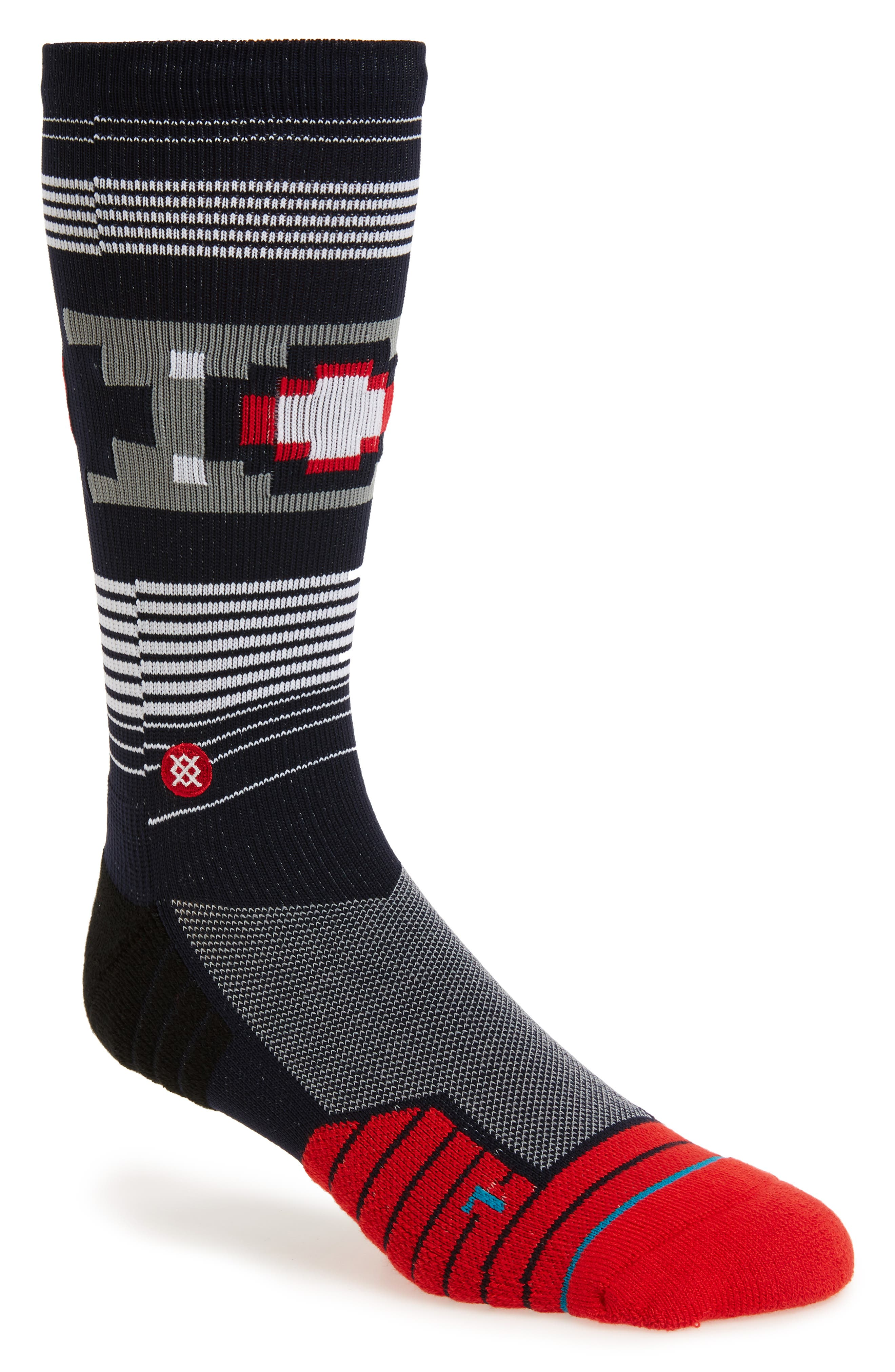 STANCE Nash Athletic Fusion Crew Socks