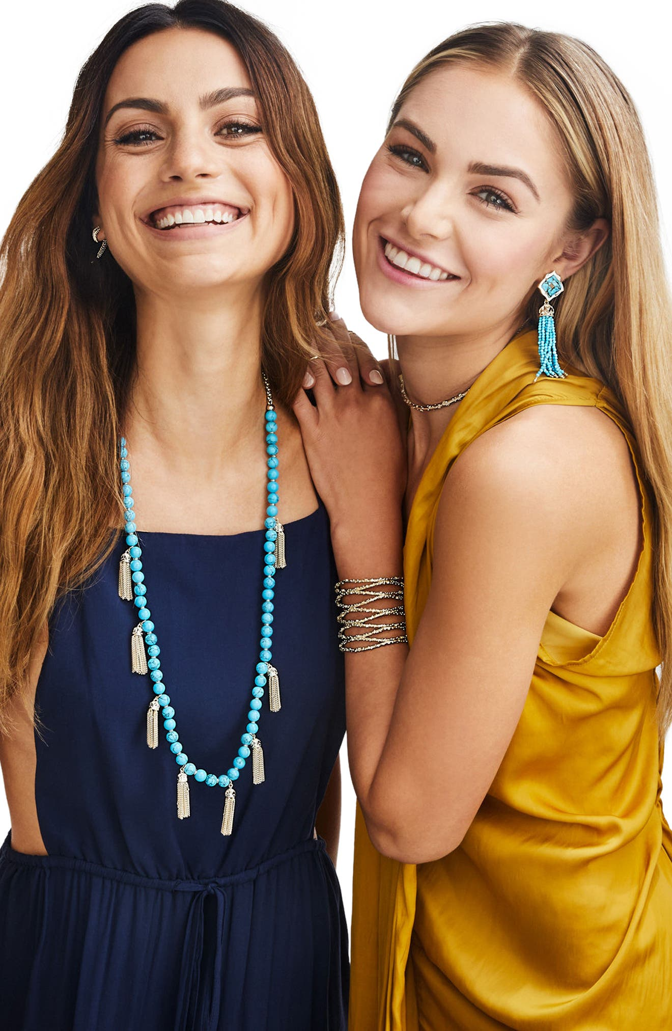 Alternate Image 4  - Kendra Scott Misha Tassel Earrings
