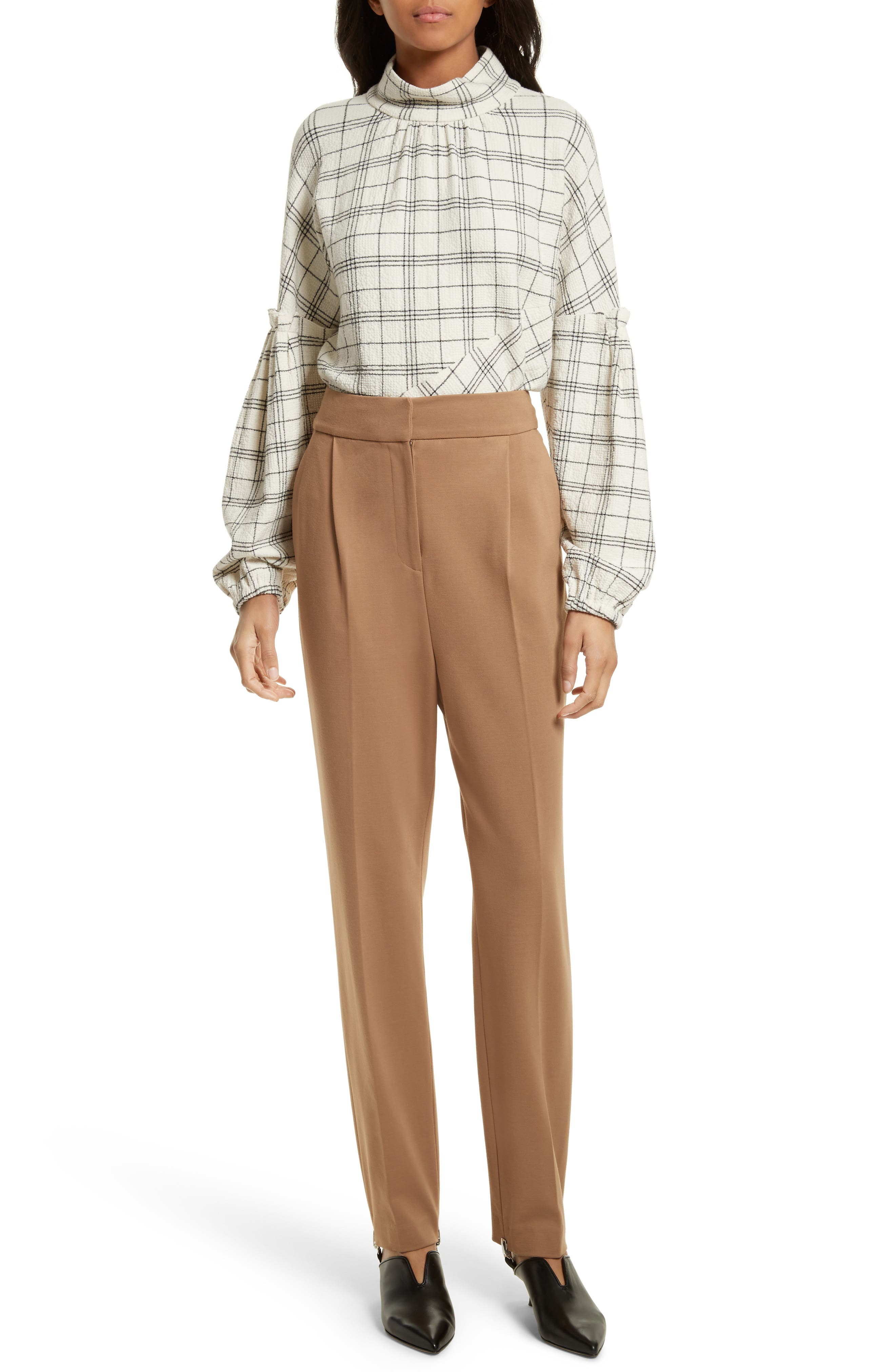 Alternate Image 2  - Tibi Bond Stretch Stirrup Pants