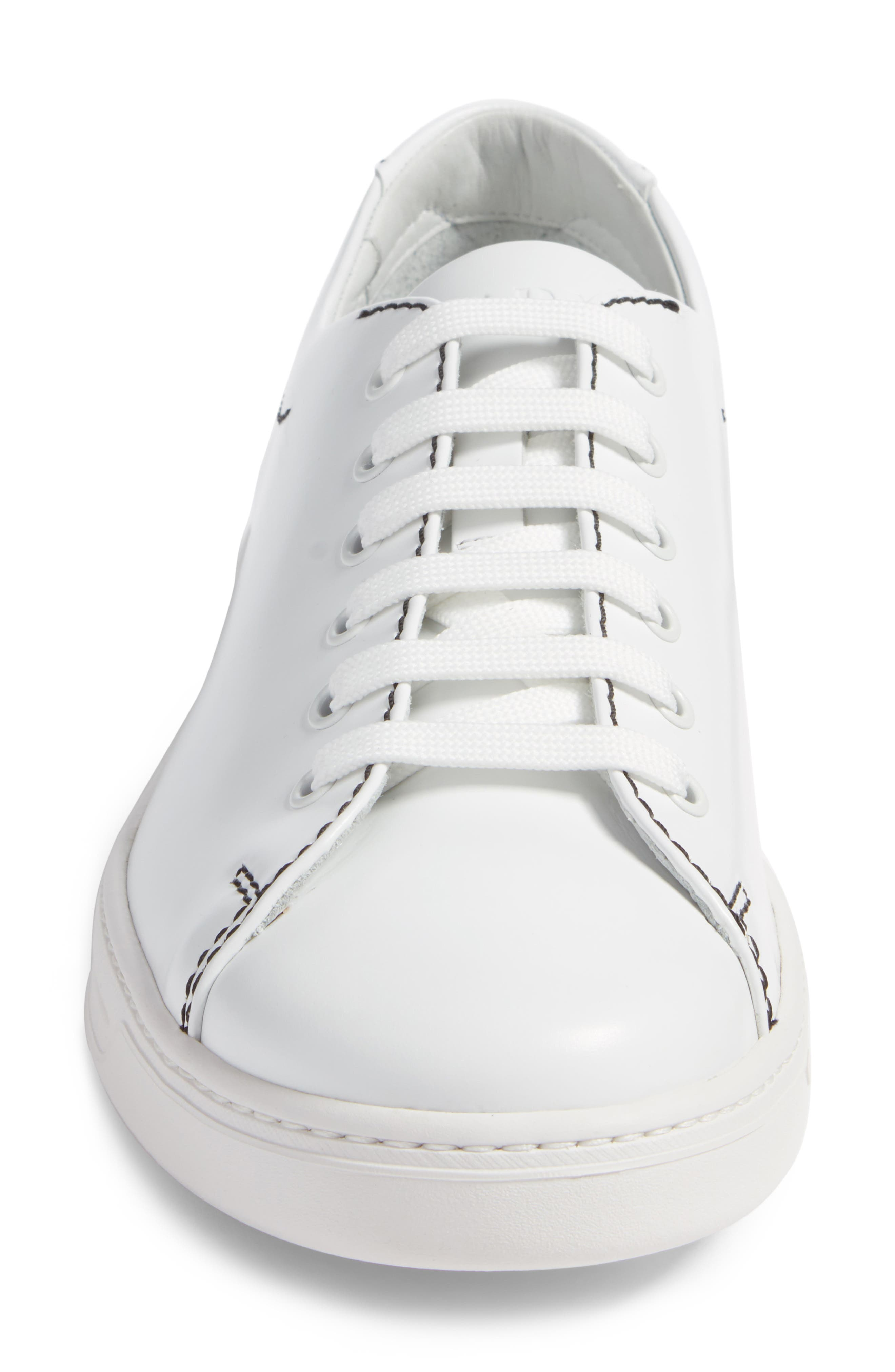 Alternate Image 4  - Prada Linea Rossa Low Top Sneaker (Men)