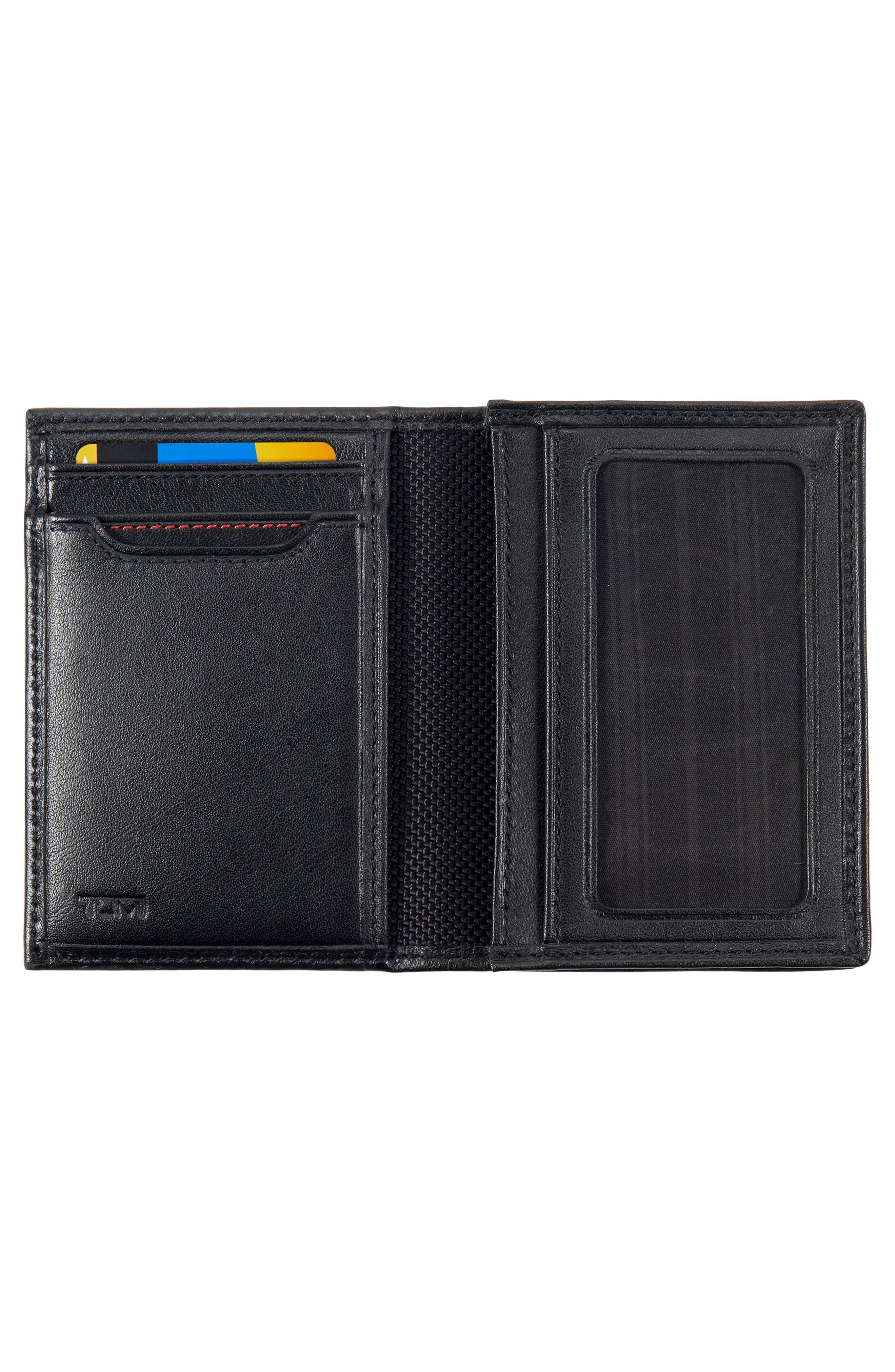 Delta - ID Lock<sup>™</sup> Shielded Card & ID Case,                             Alternate thumbnail 2, color,                             Black