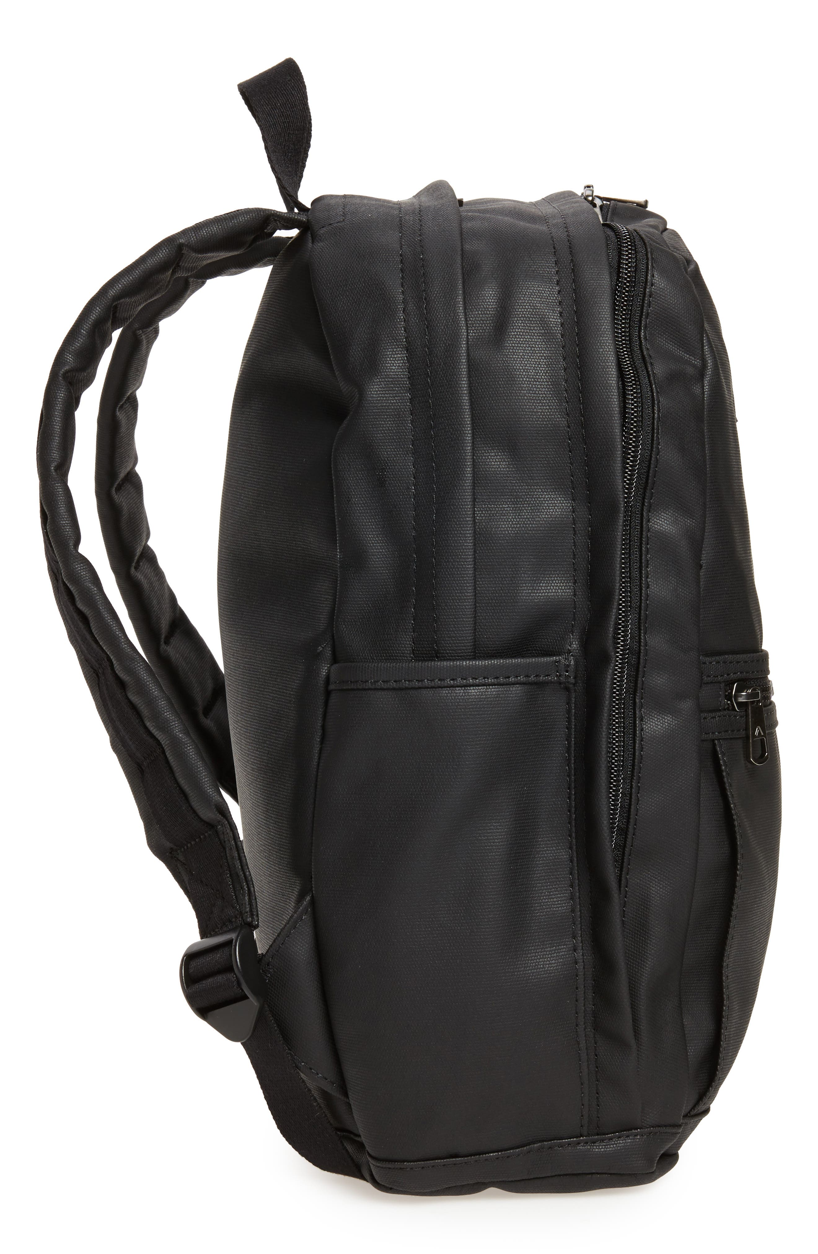 Greenpoint Kent Backpack,                             Alternate thumbnail 5, color,                             Black
