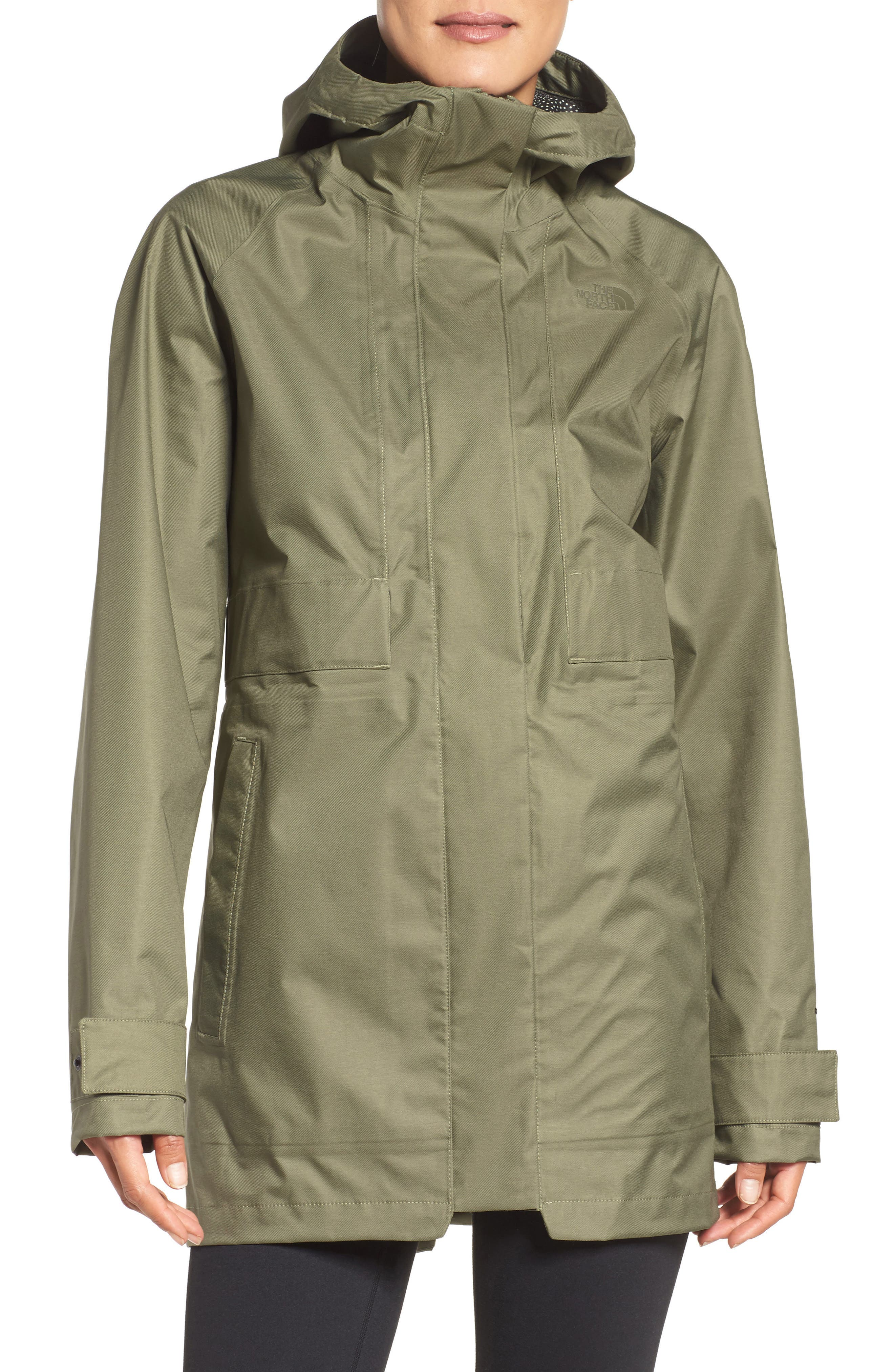 Alternate Image 1 Selected - The North Face Lynwood Parka
