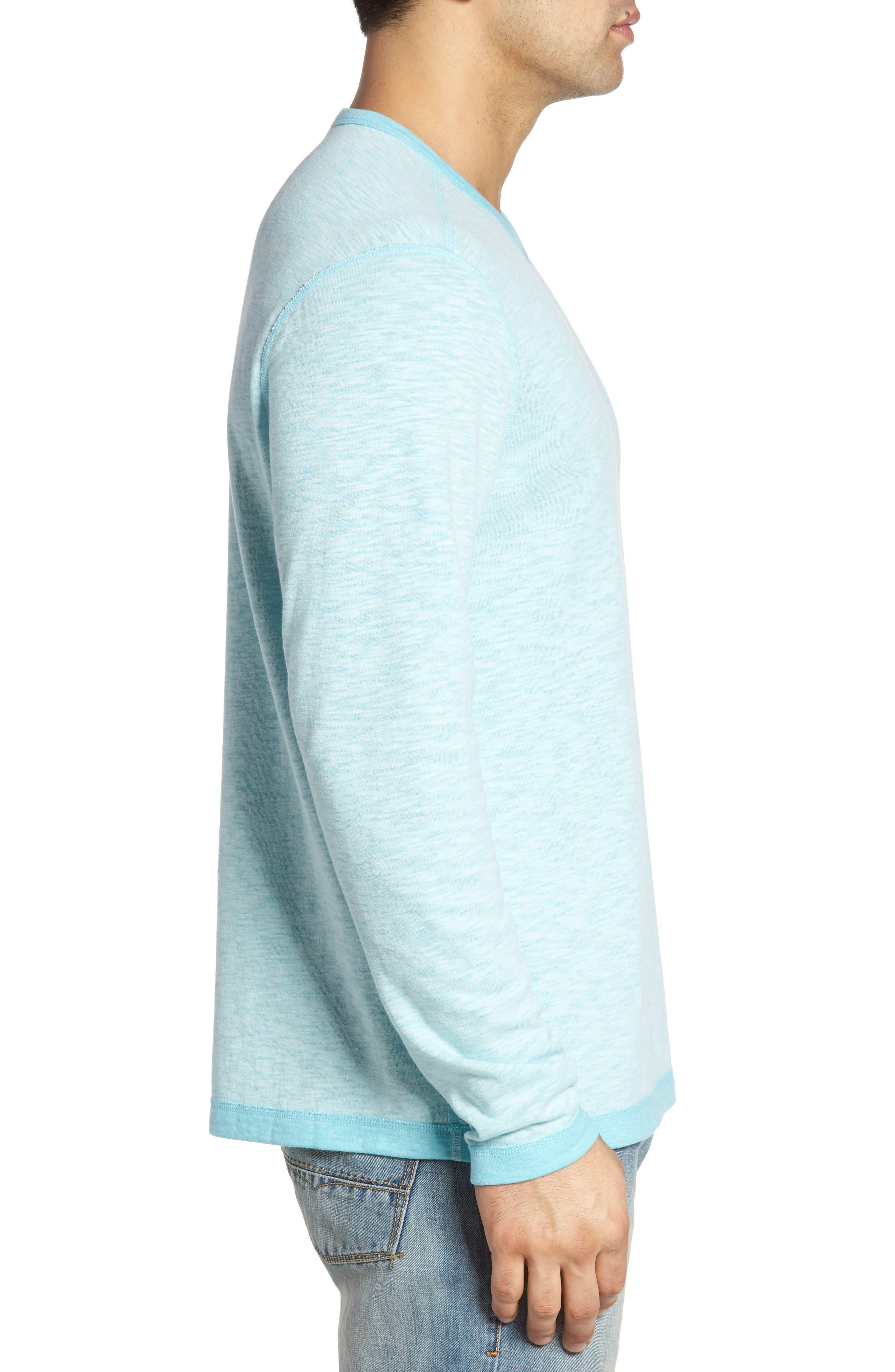 Alternate Image 3  - Tommy Bahama Seaglass Reversible T-Shirt