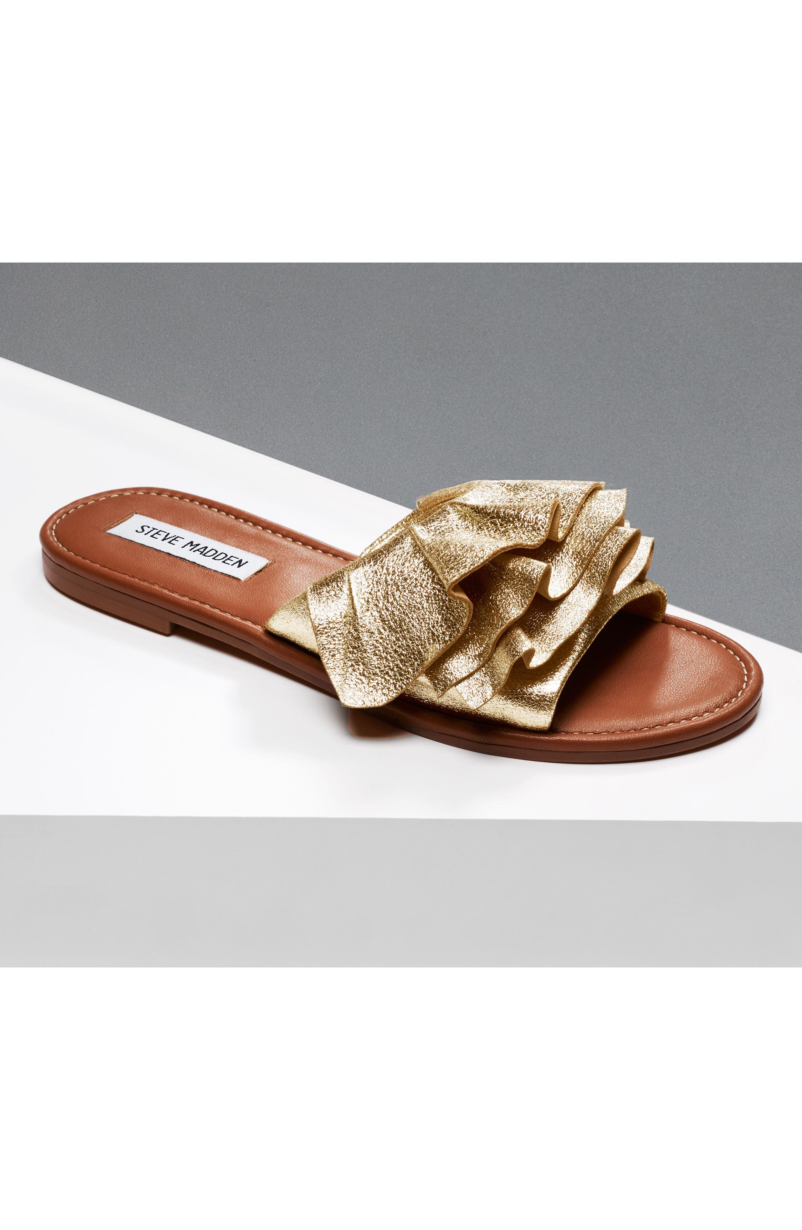 Alternate Image 7  - Steve Madden Getdown Sandal (Women)