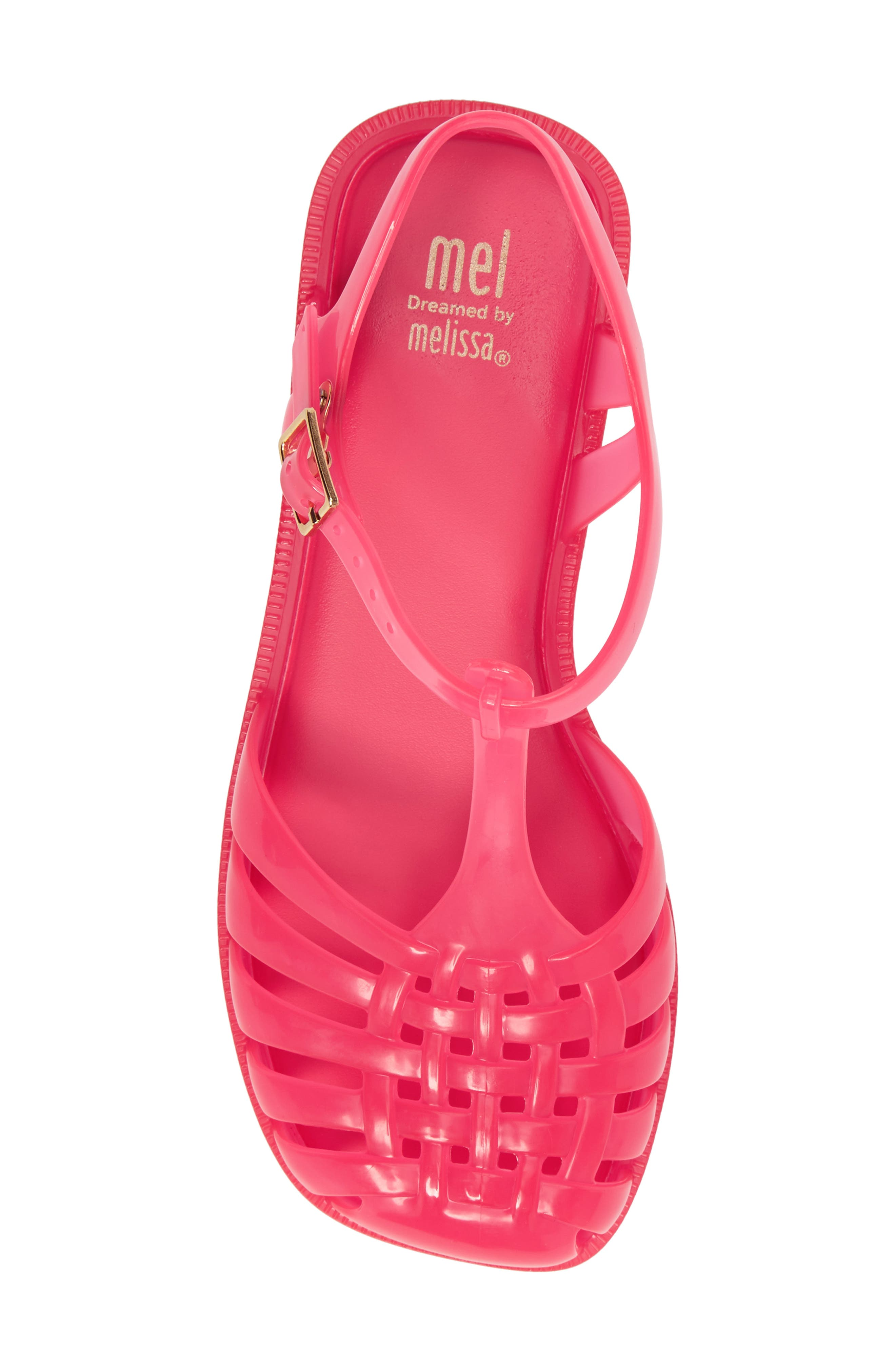 Alternate Image 5  - Mel by Melissa Aranha Quadrada Sandal (Toddler & Little Kid)