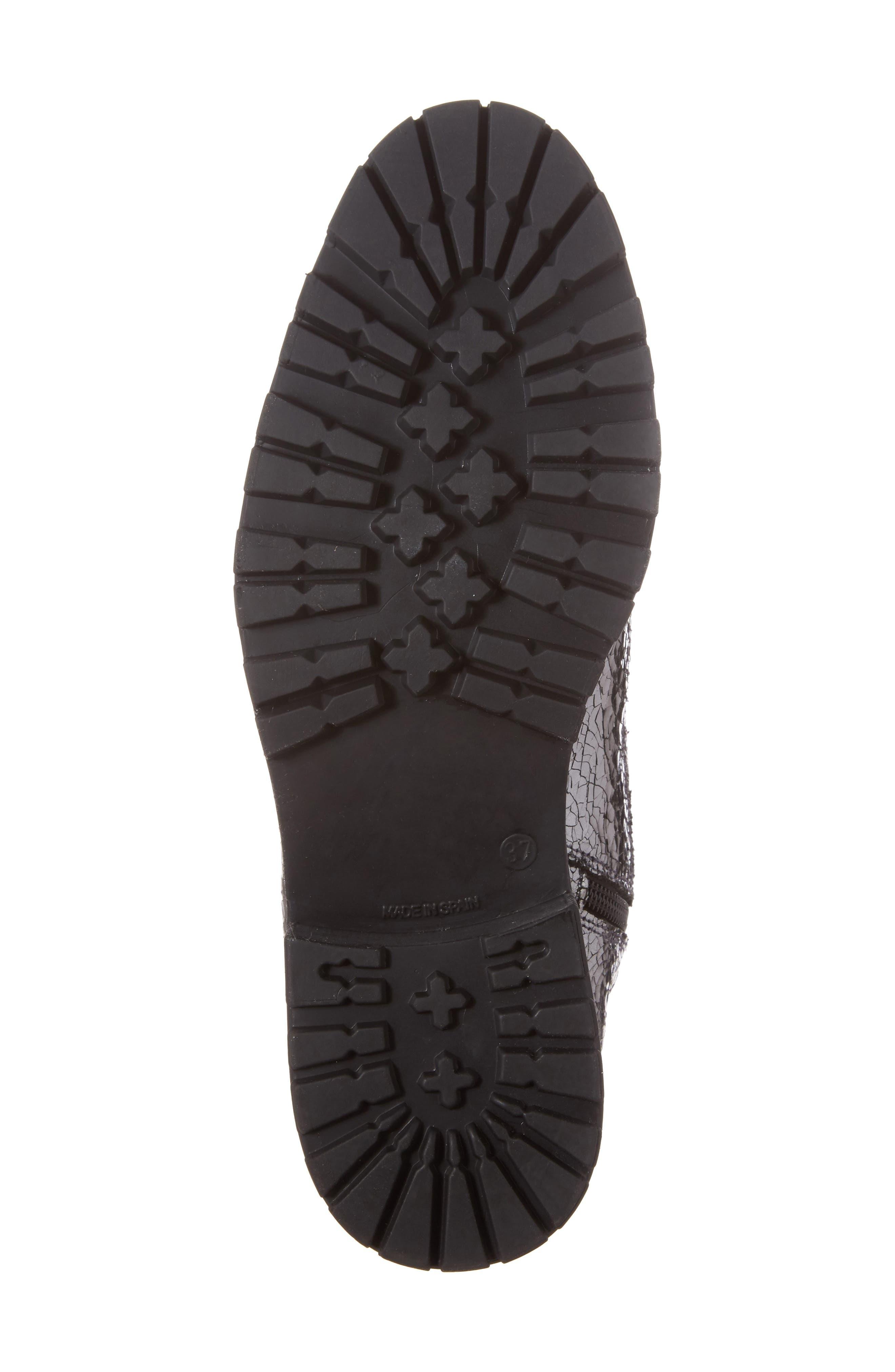 Alternate Image 6  - Shellys London Tyra Combat Boot (Women)