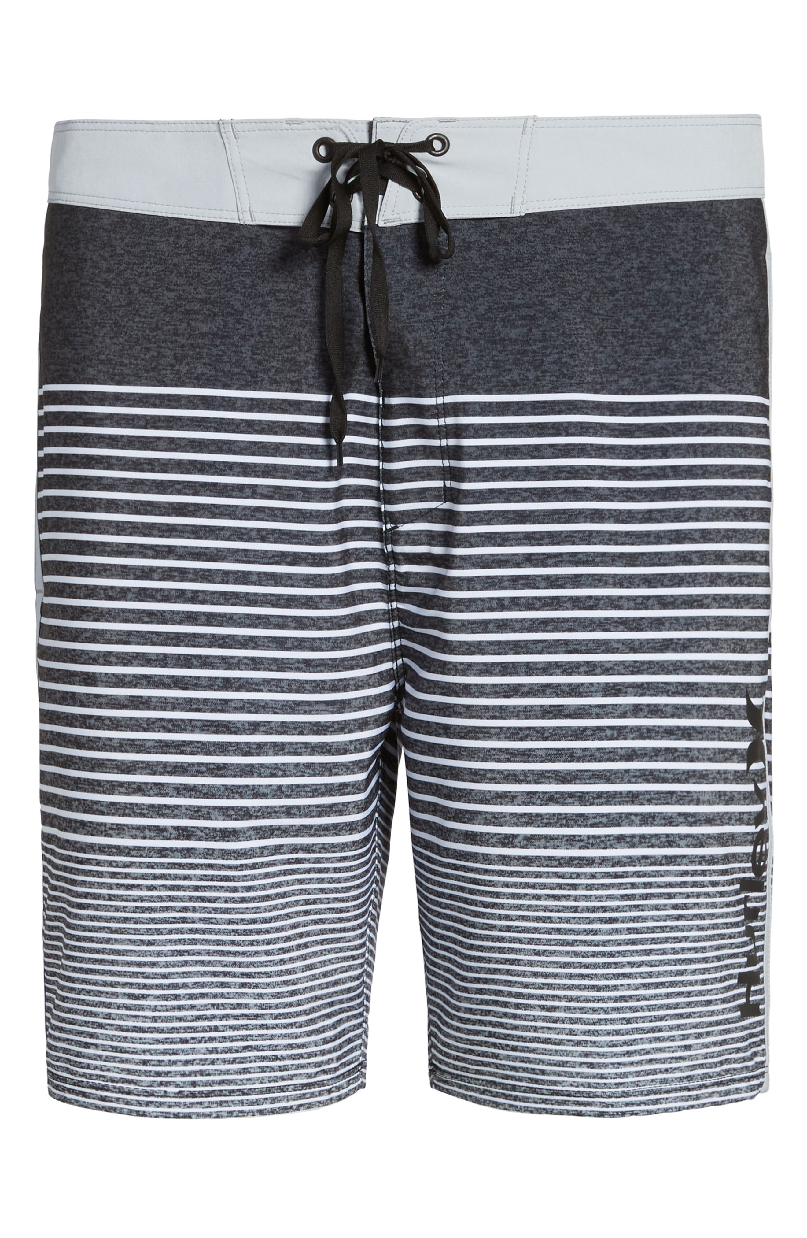 Alternate Image 6  - Hurley Phantom Recycled Swim Trunks