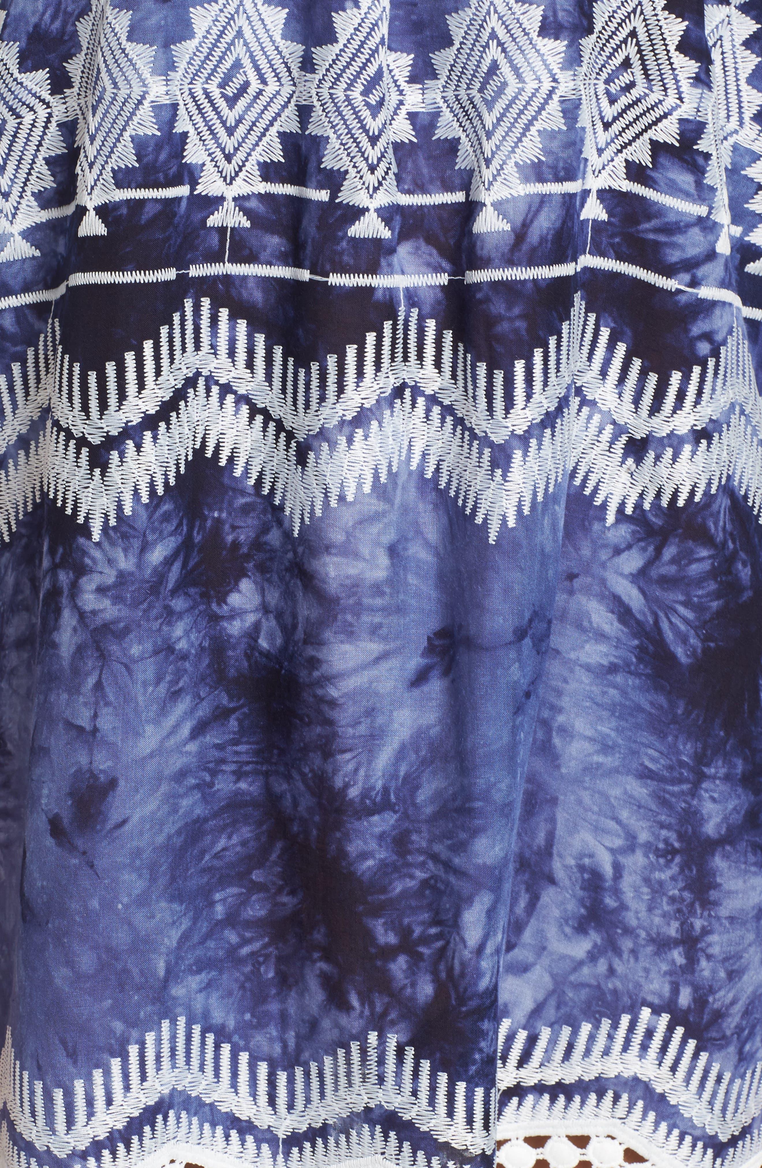 Alternate Image 5  - La Blanca Cover-Up Dress