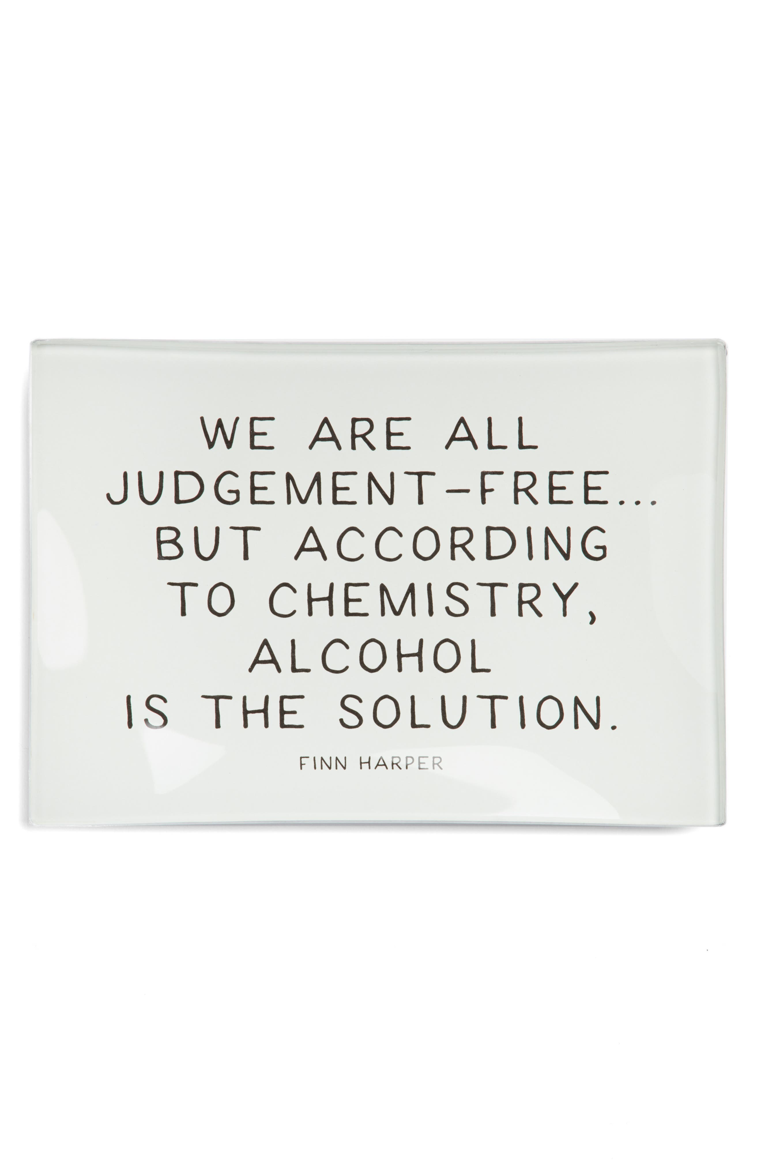 Main Image - Ben's Garden We Are All Judgment-Free Trinket Tray