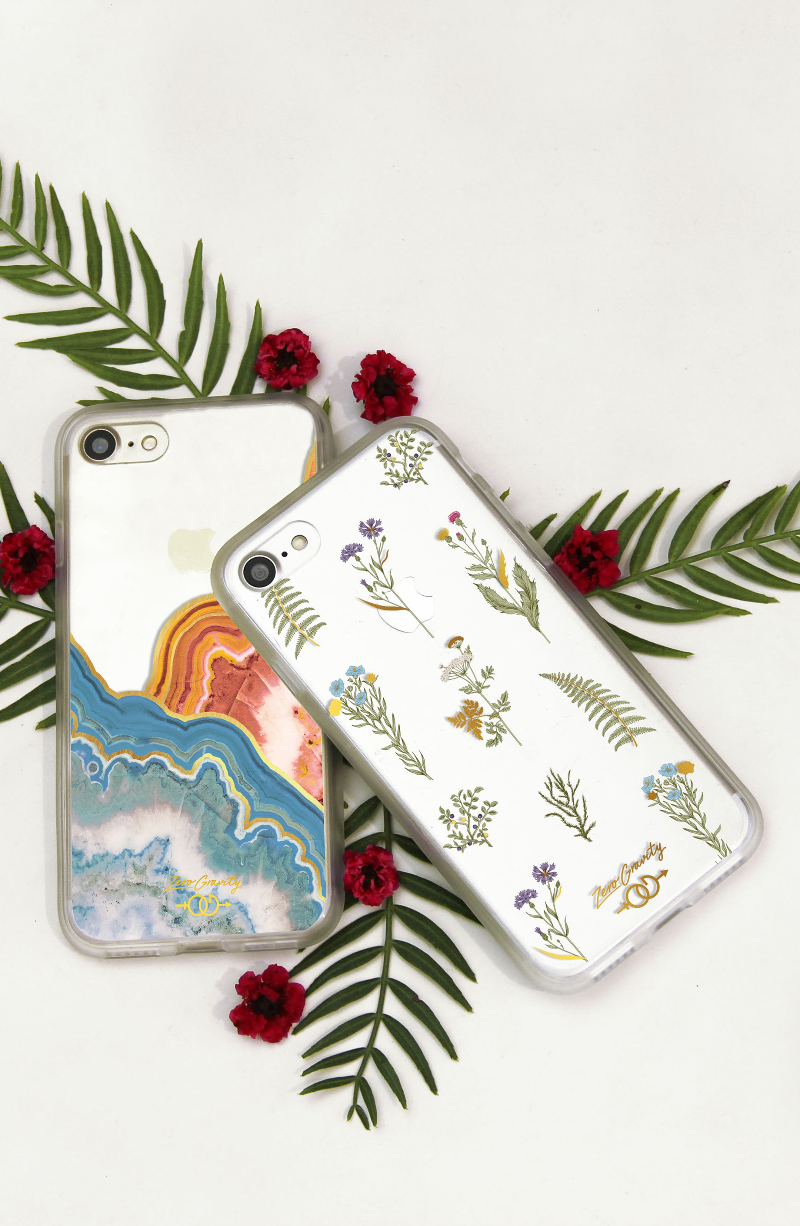 Alternate Image 2  - Zero Gravity Native Plants iPhone 7 & 7 Plus Case